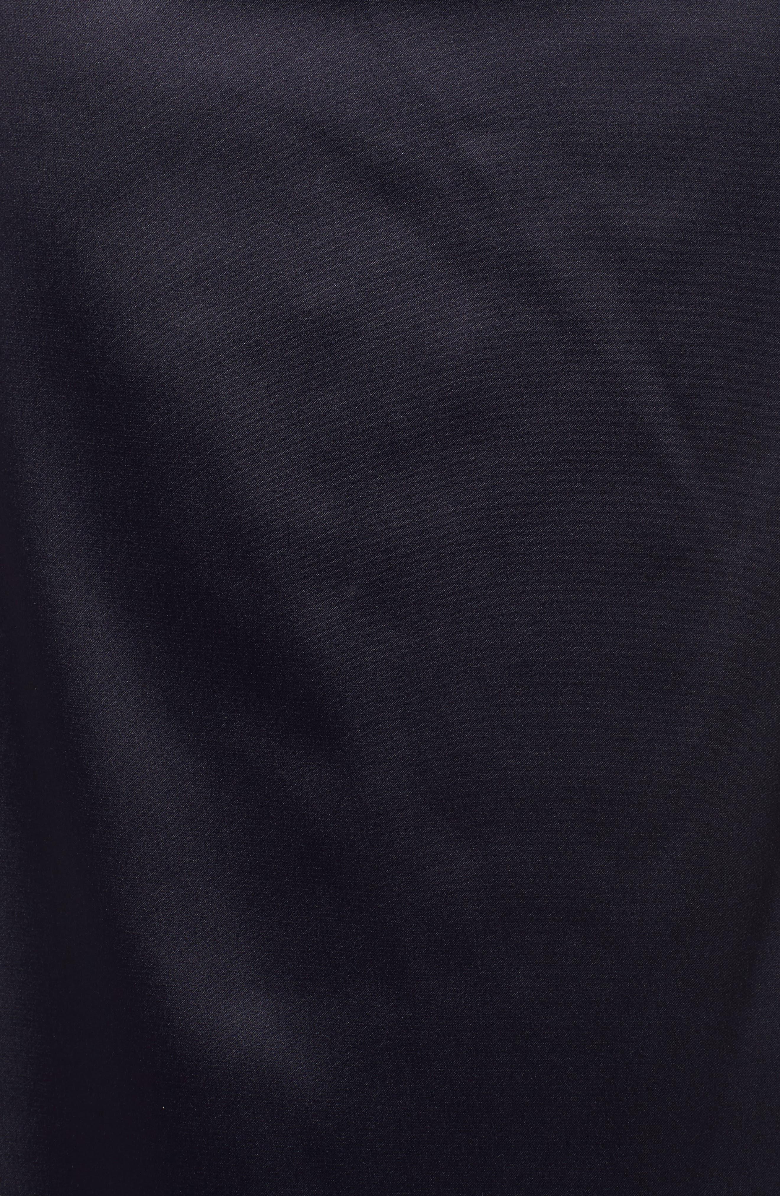 Alternate Image 5  - Vince Camuto Off the Shoulder Gown (Regular & Petite)