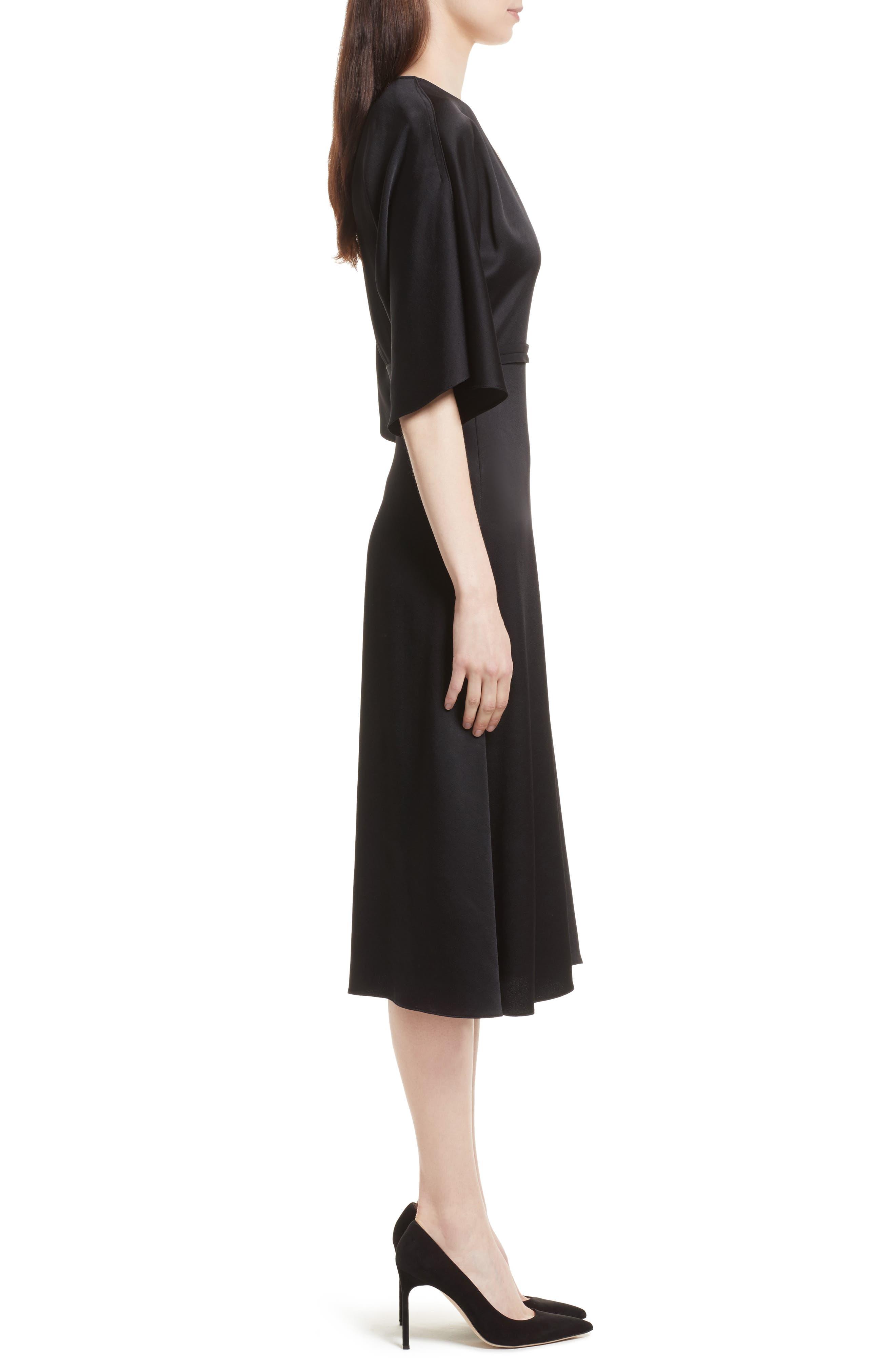 Alternate Image 3  - Theory Kensington Midi Dress