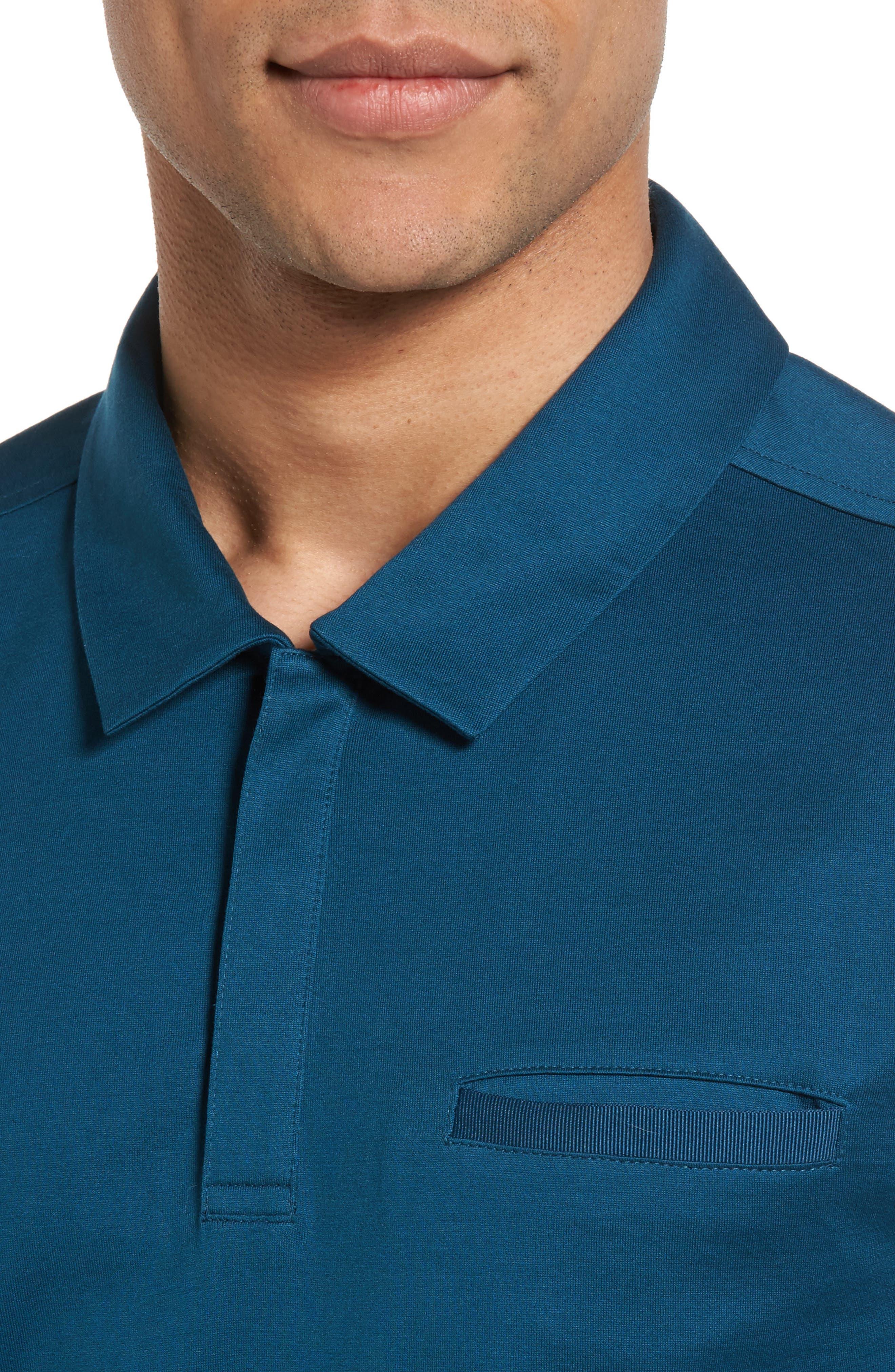 Alternate Image 4  - Calibrate Cotton Polo
