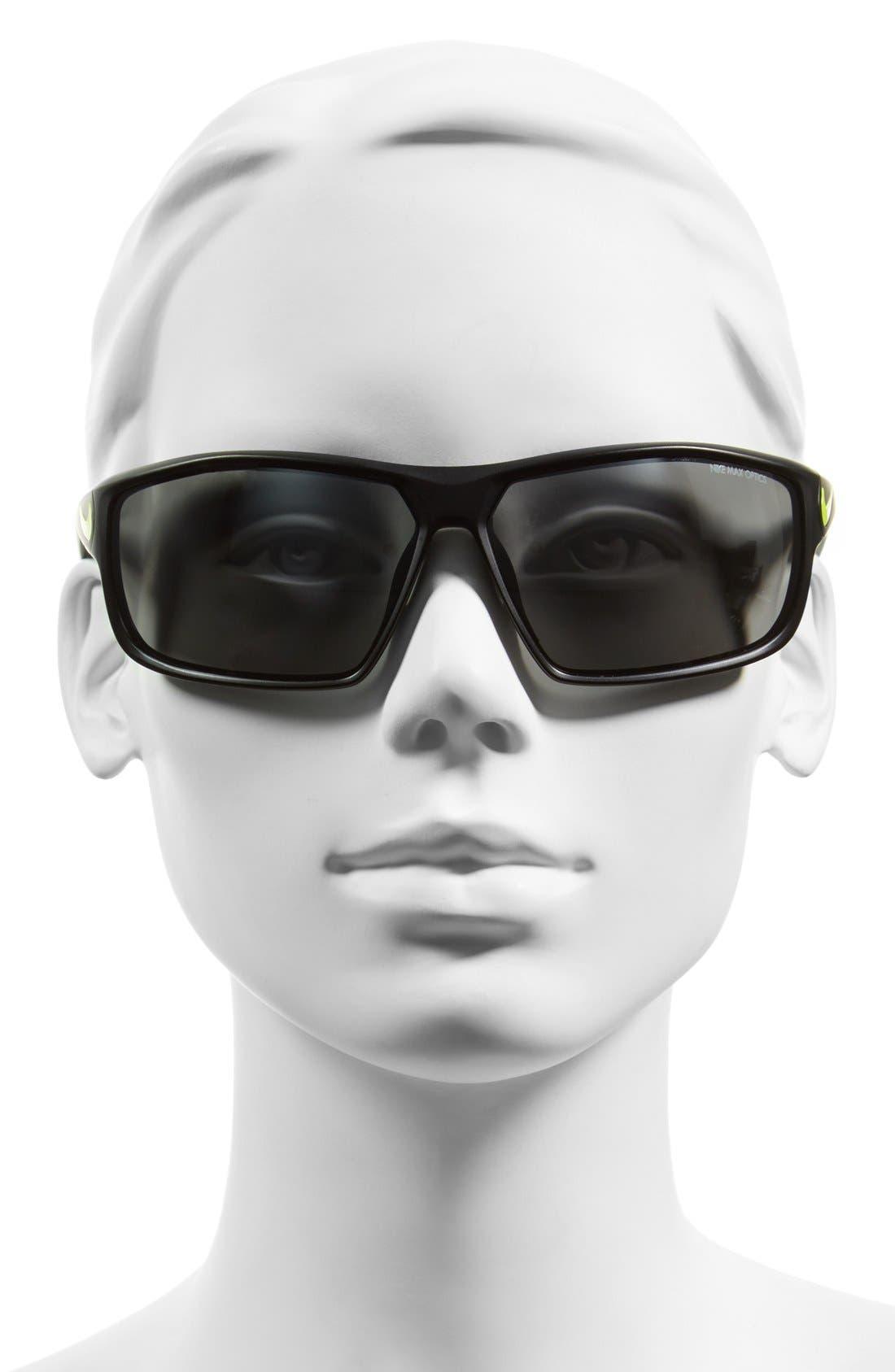 Alternate Image 2  - Nike 'Ignition' 68mm Sunglasses