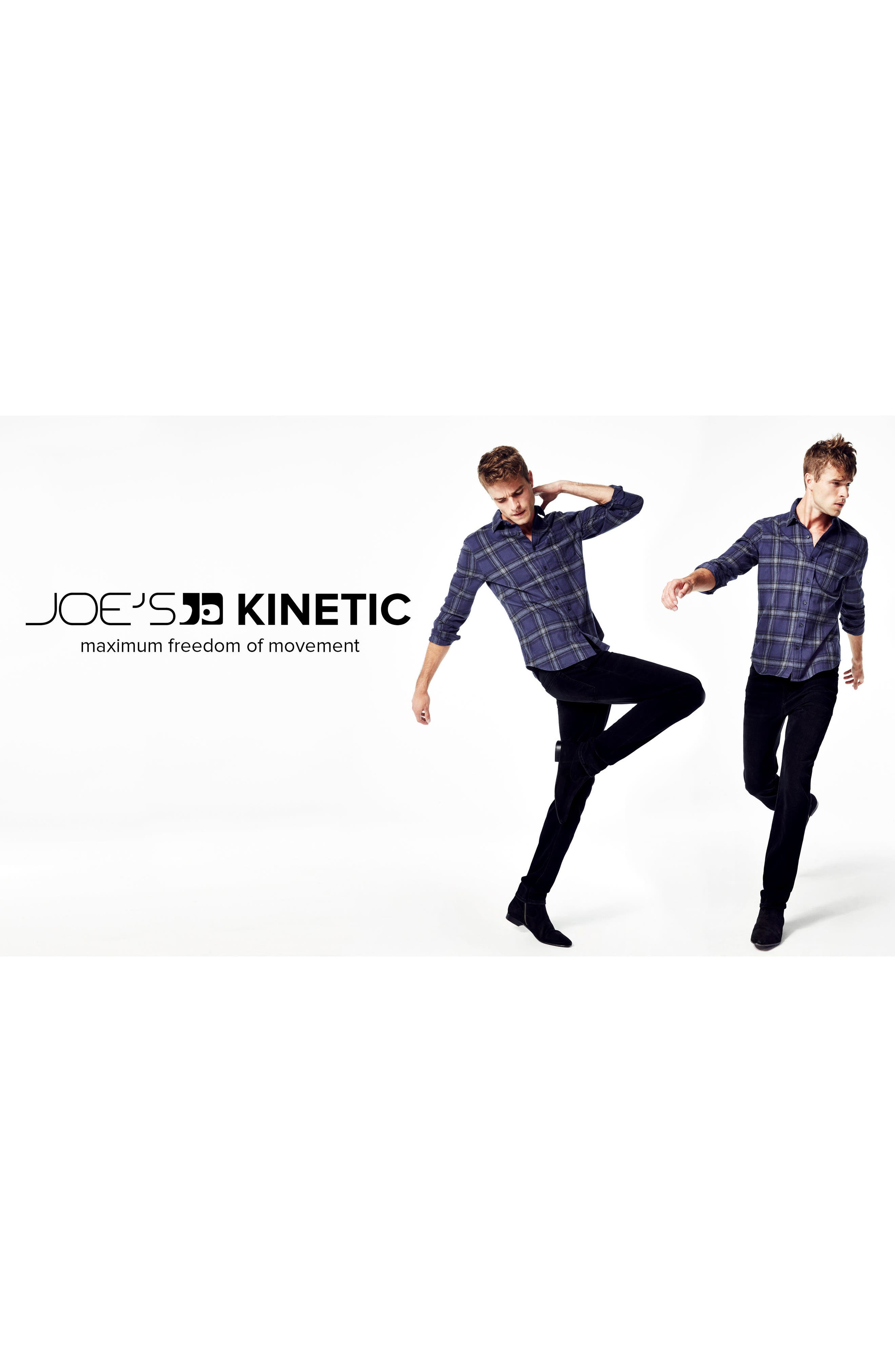 Alternate Image 6  - Joe's Brixton Kinetic Slim Straight Fit Jeans (Griffith)
