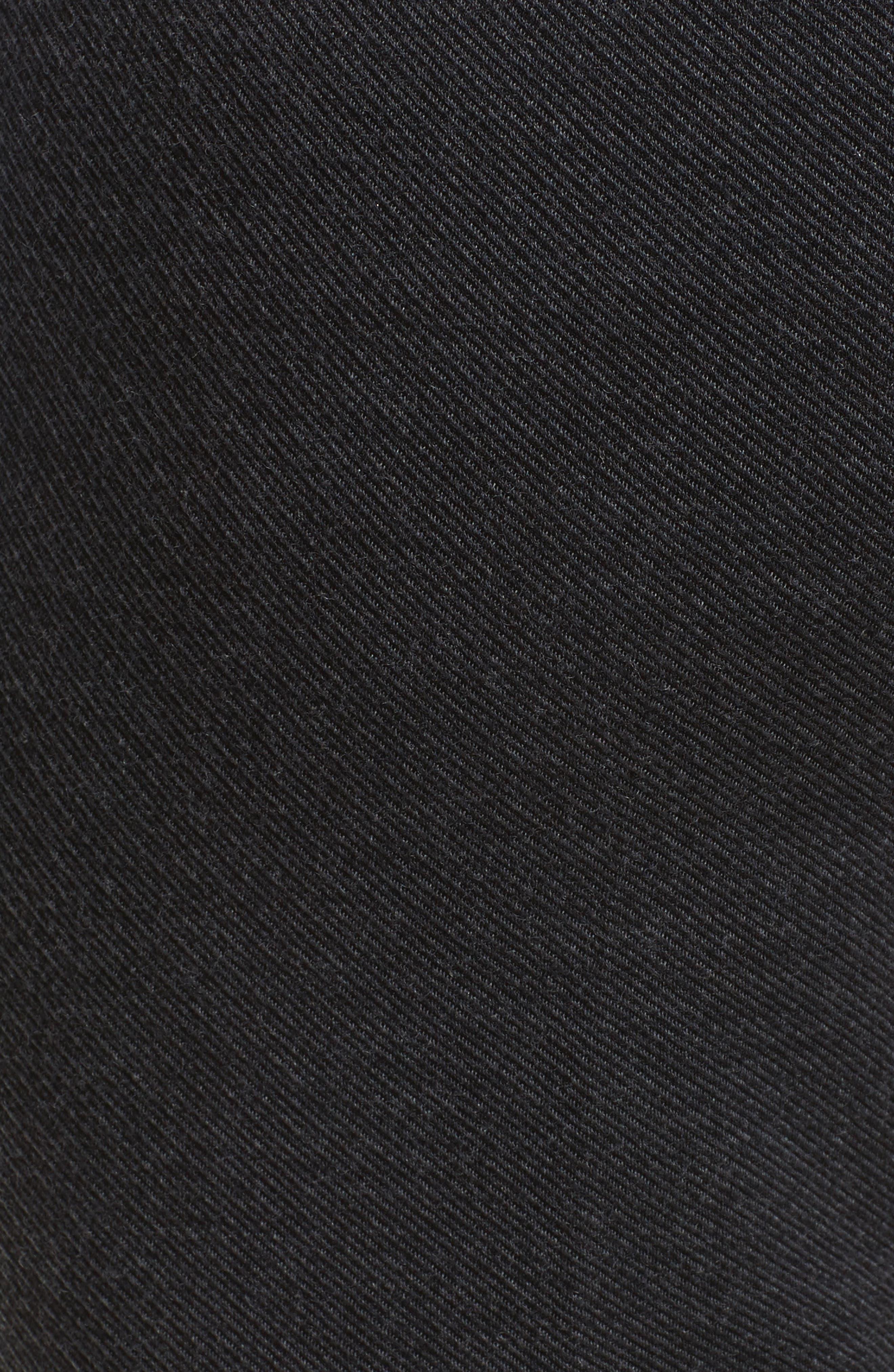Alternate Image 5  - Theory Pintuck Knit Twill Pants