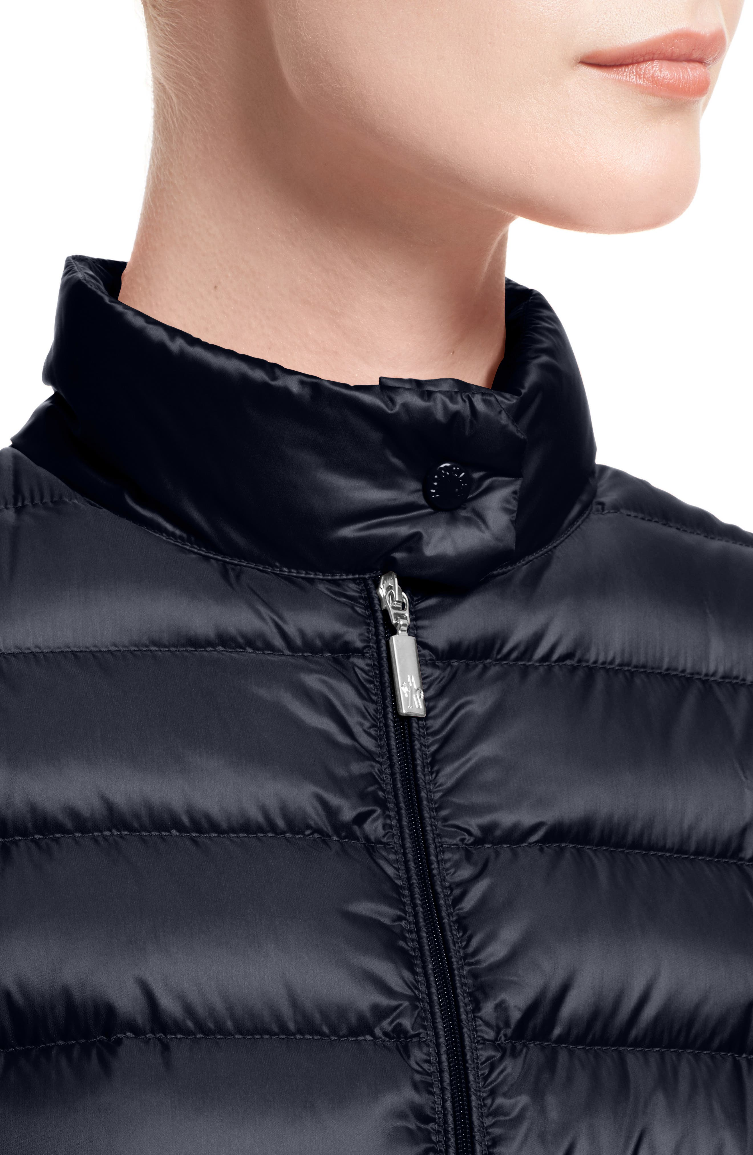 Alternate Image 5  - Moncler 'Lans' Water Resistant Short Down Jacket