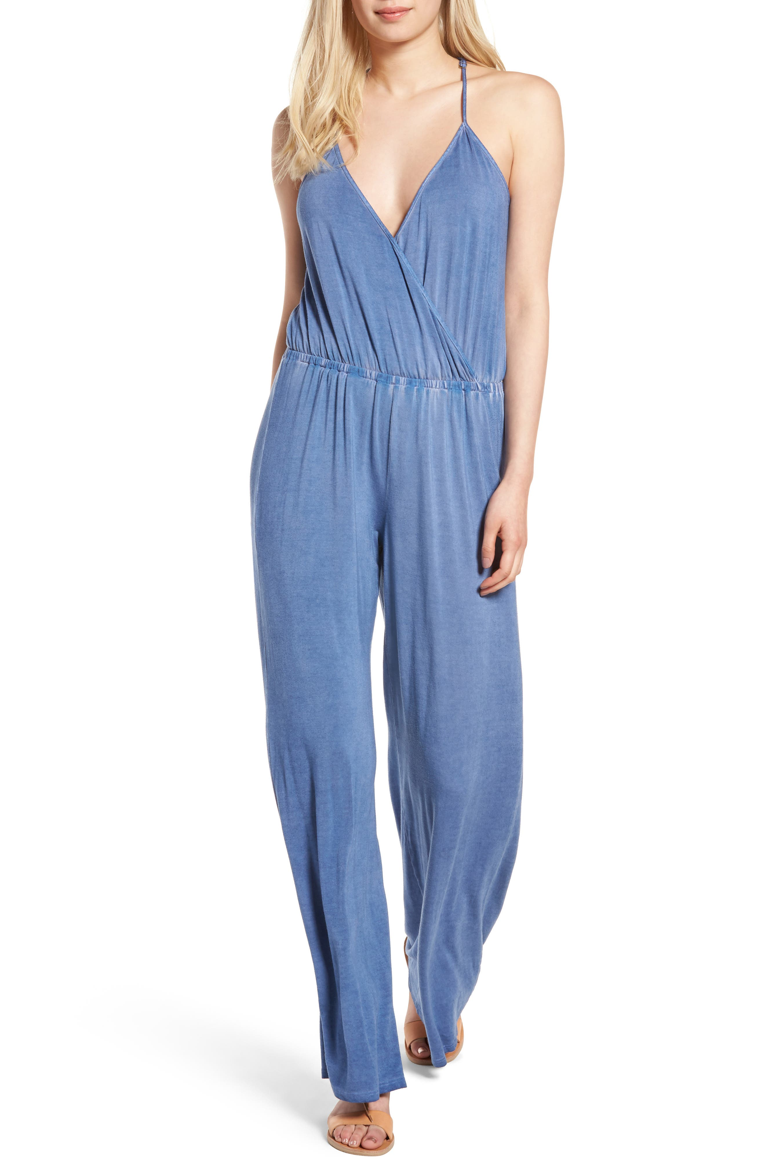 THIEVES LIKE US Jersey Jumpsuit
