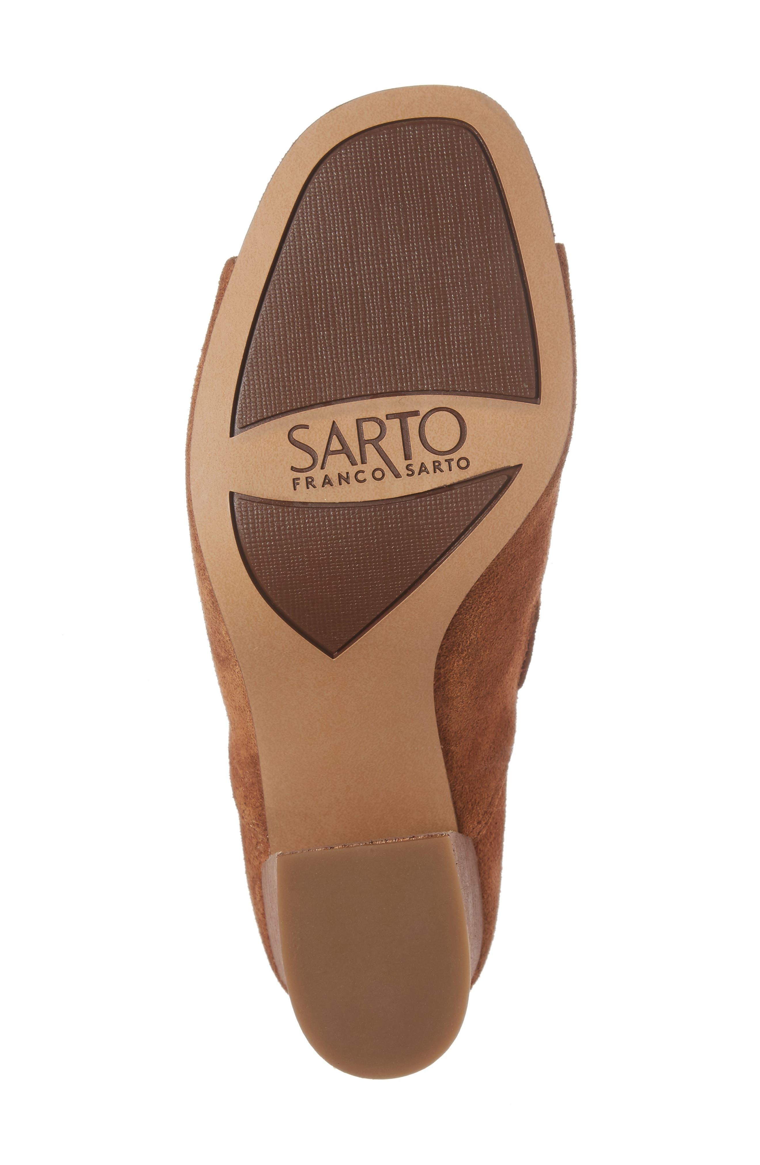 Alternate Image 6  - SARTO by Franco Sarto Ellison Block Heel Sandal (Women)