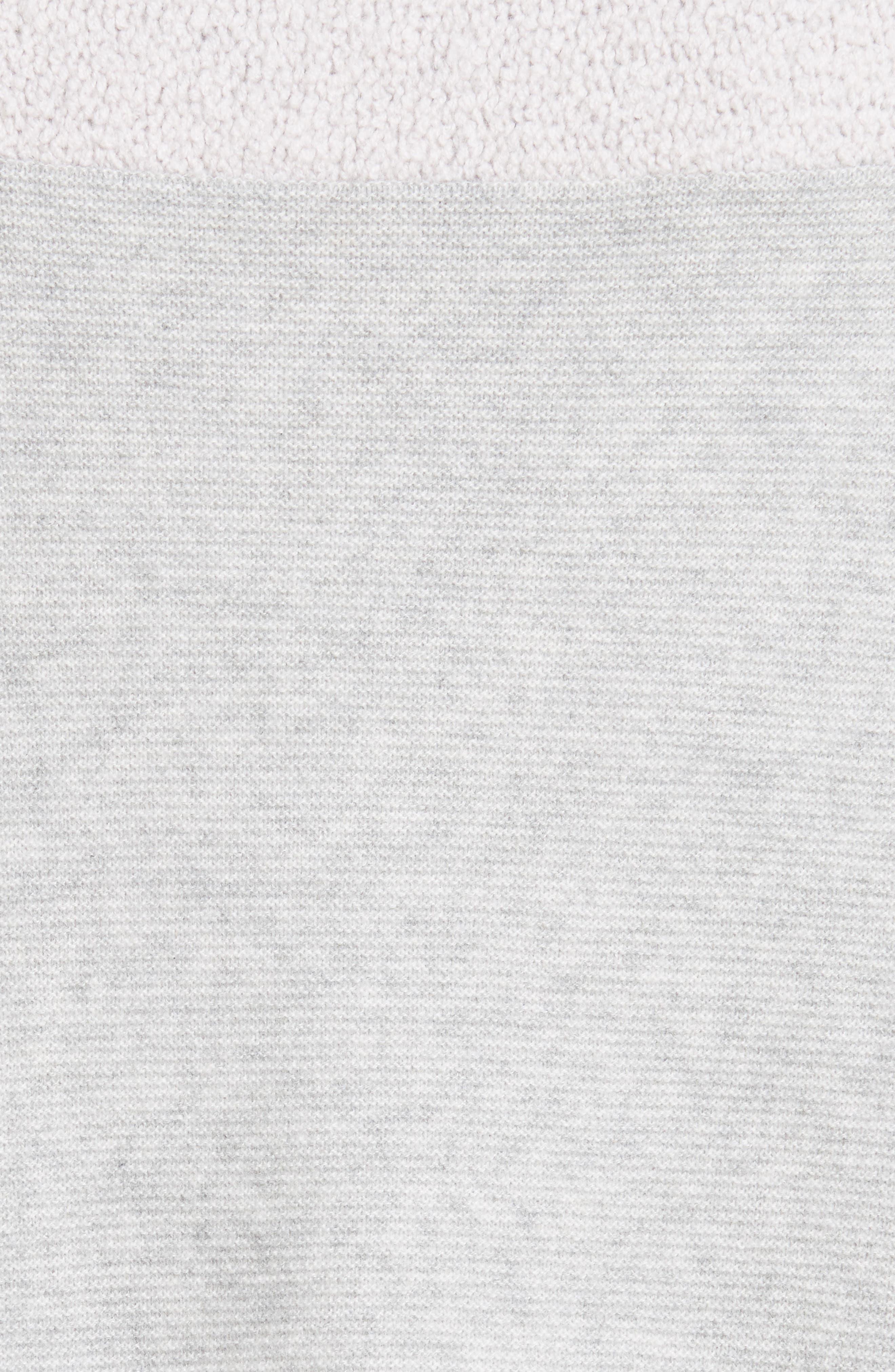 Alternate Image 5  - St. John Collection Cashmere Jersey Cardigan