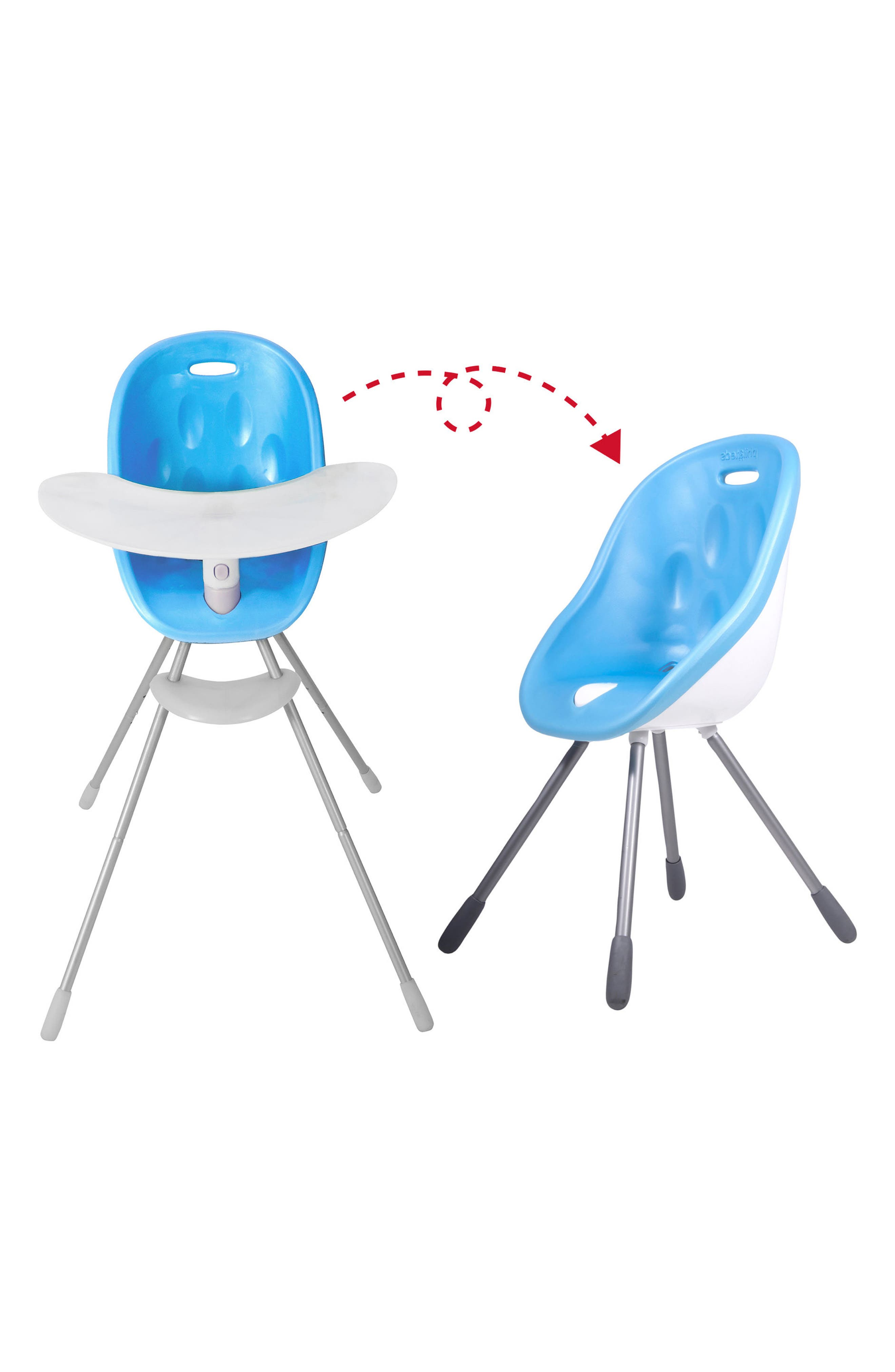 Alternate Image 6  - Phil&Teds Baby Gear Poppy High Chair