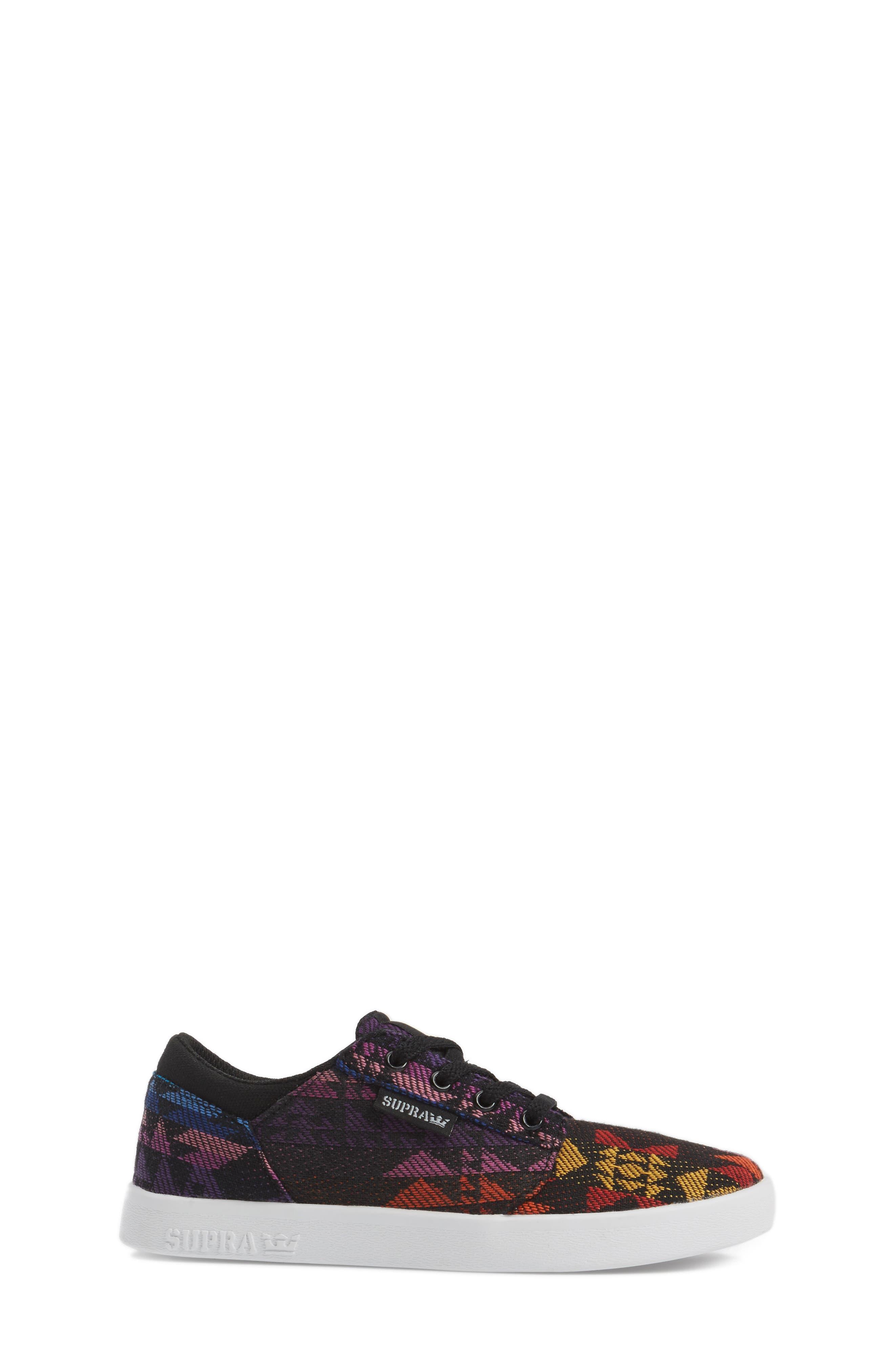 Alternate Image 3  - Supra Yorek Low Top Sneaker (Toddler, Little Kid & Big Kid)