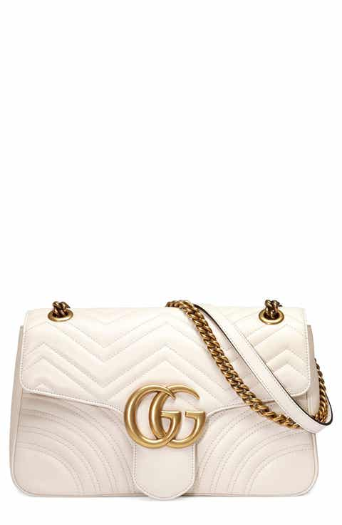 Women's White Designer Handbags & Purses | Nordstrom