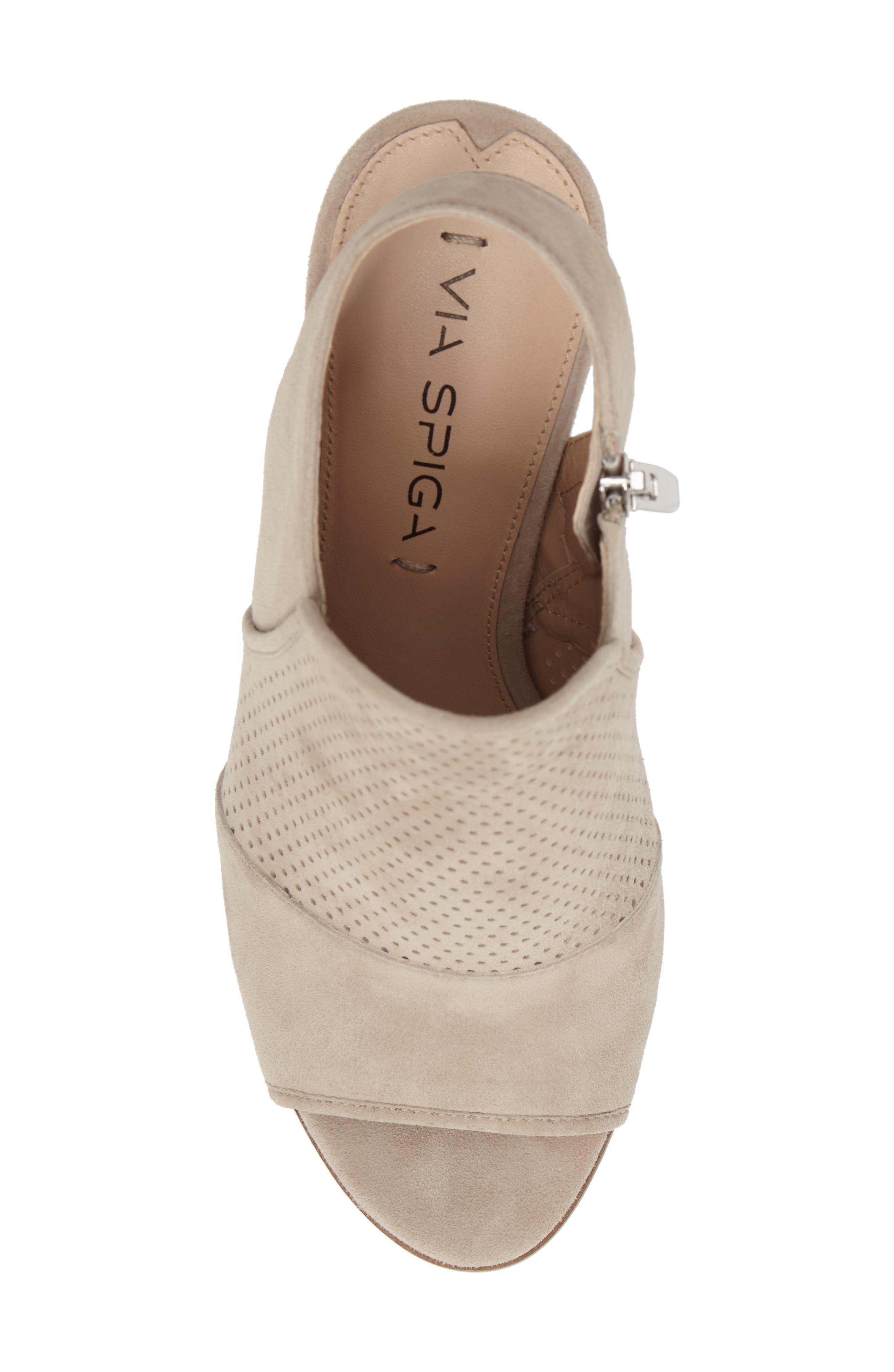 Alternate Image 5  - Via Spiga Gaze Block Heel Sandal (Women)