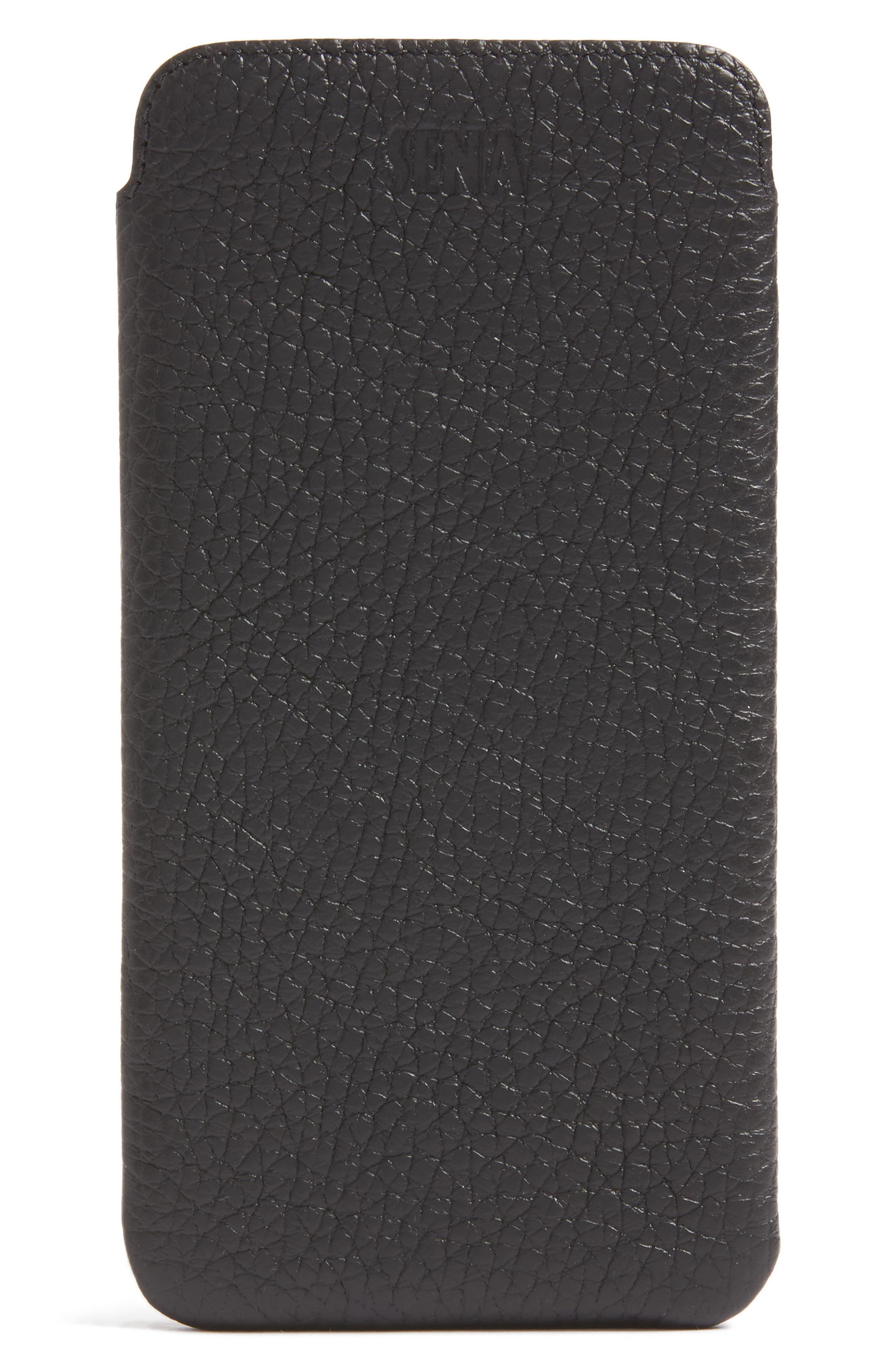 Ultra Slim Classic iPhone 6/7/8 Plus Case,                         Main,                         color, Black