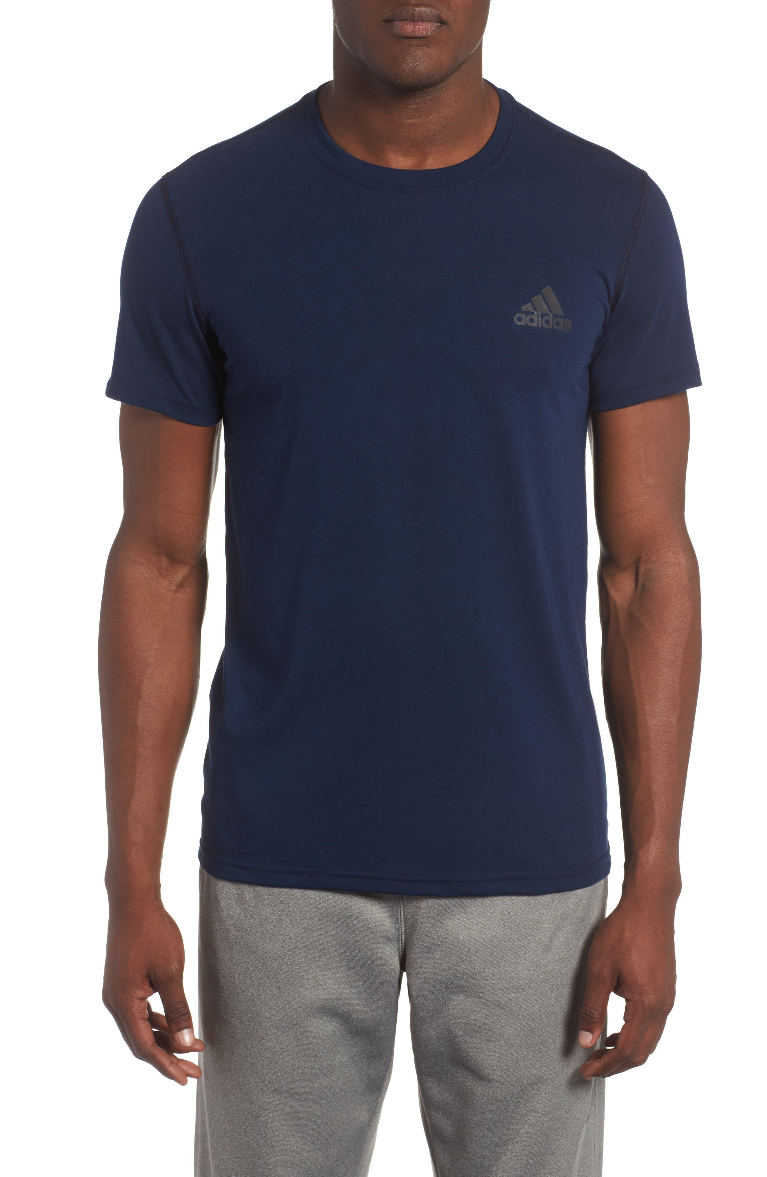 Ultimate T-Shirt,                         Main,                         color, Collegiate Navy