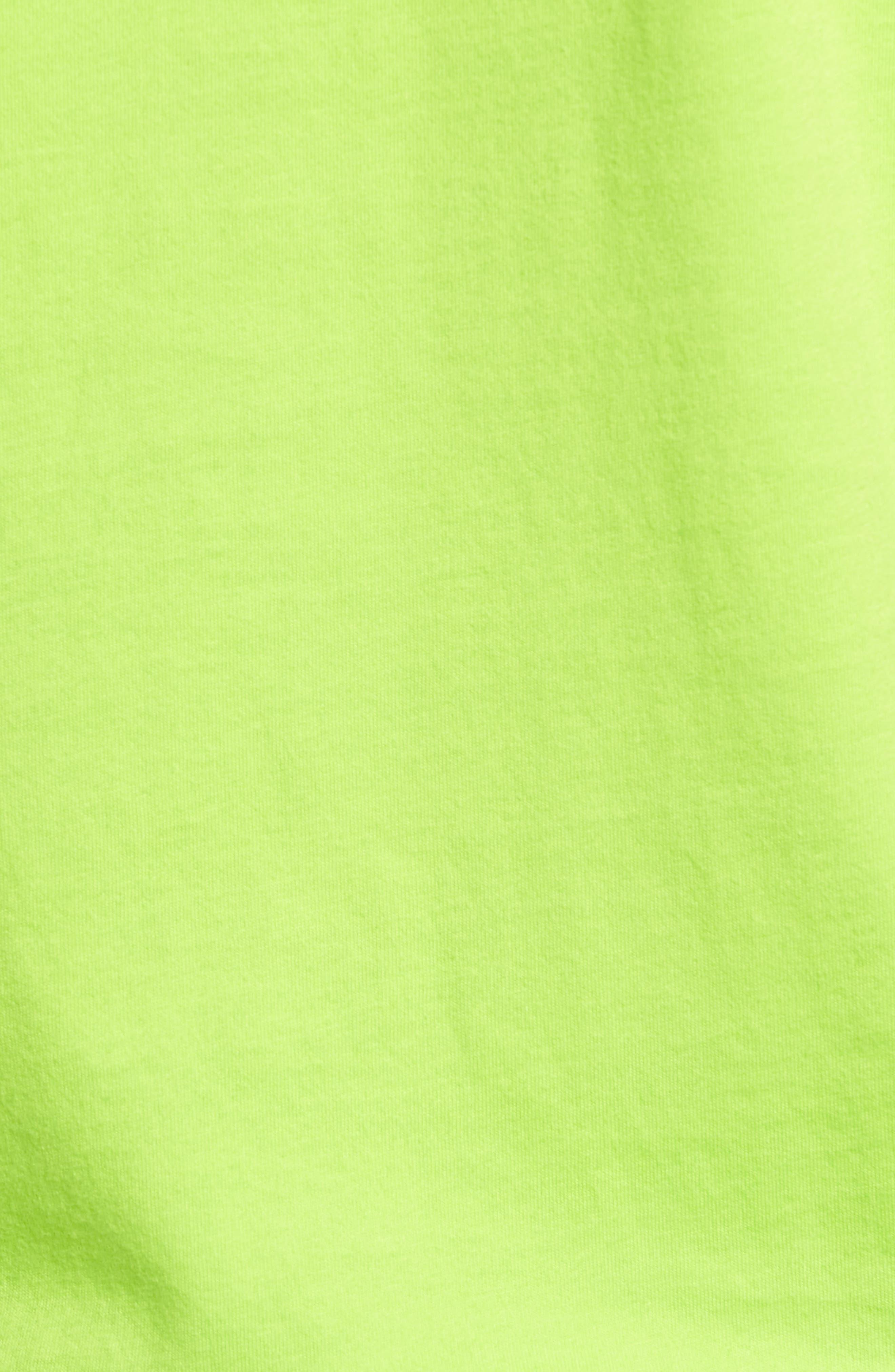 Markham Square T-Shirt,                             Alternate thumbnail 5, color,                             Marathon Green