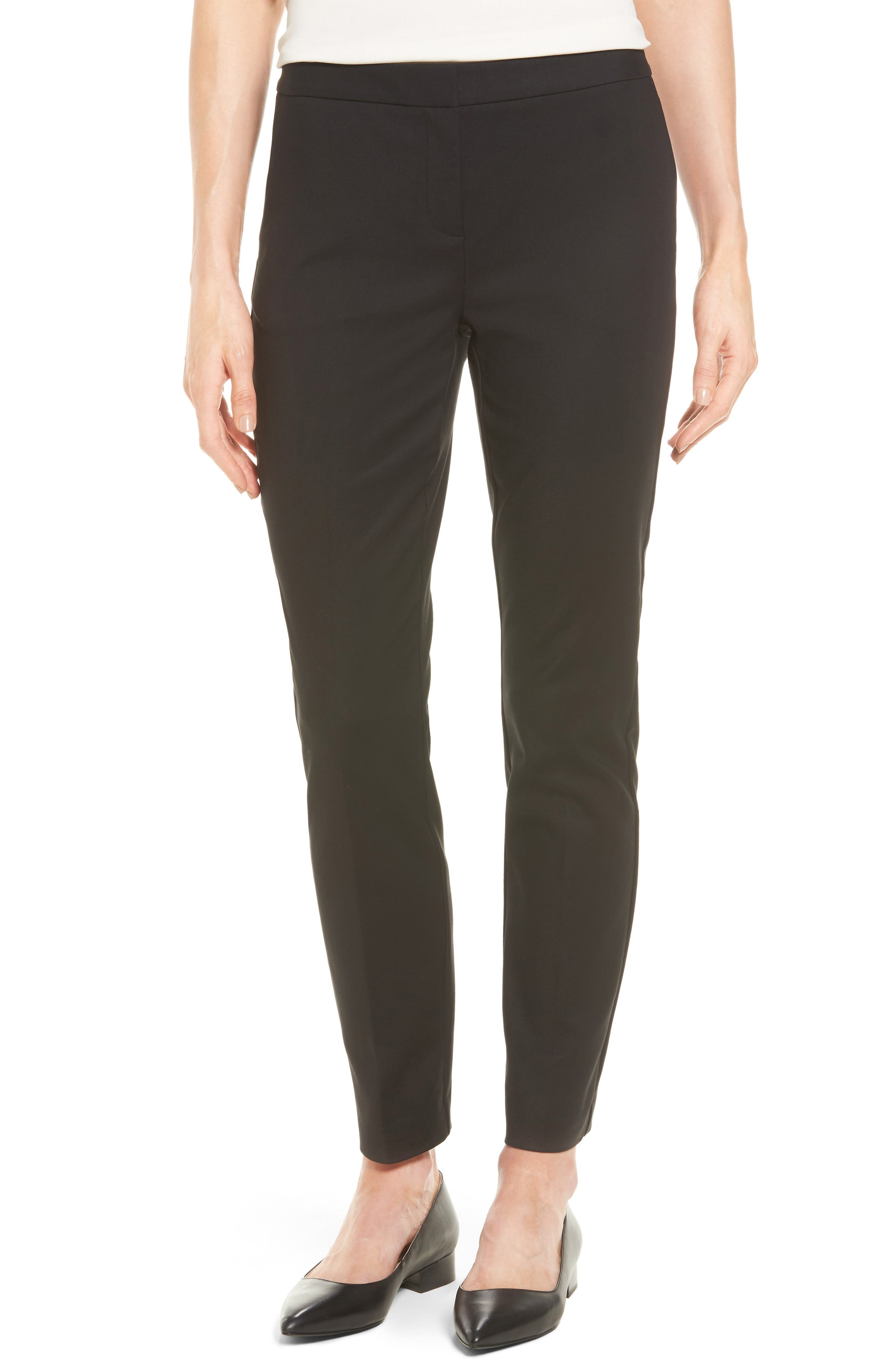 Emerson Rose Skinny Ankle Pants