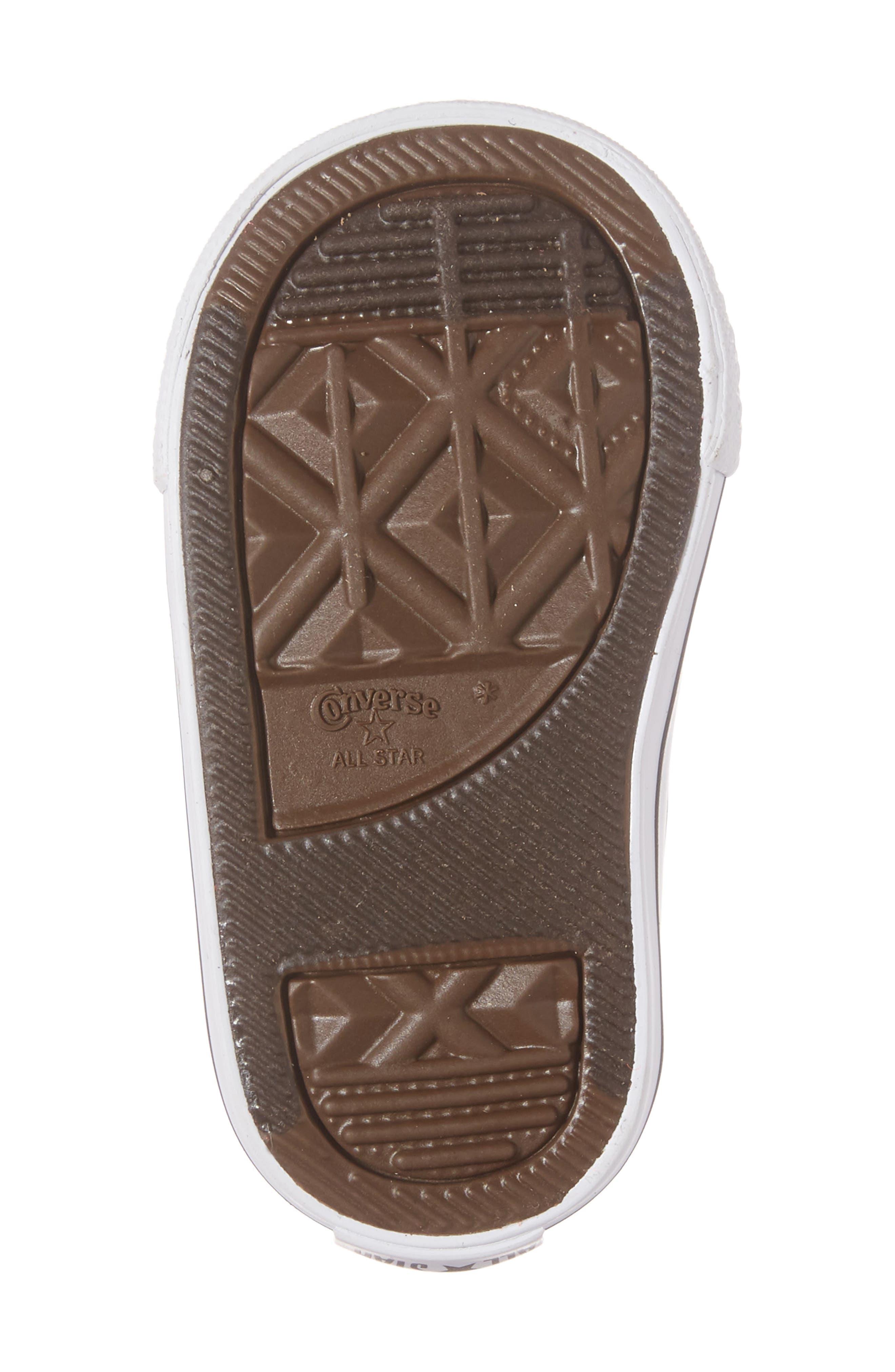 Alternate Image 6  - Converse Chuck Taylor® 'Simple Slip' Sneaker (Baby, Walker & Toddler)