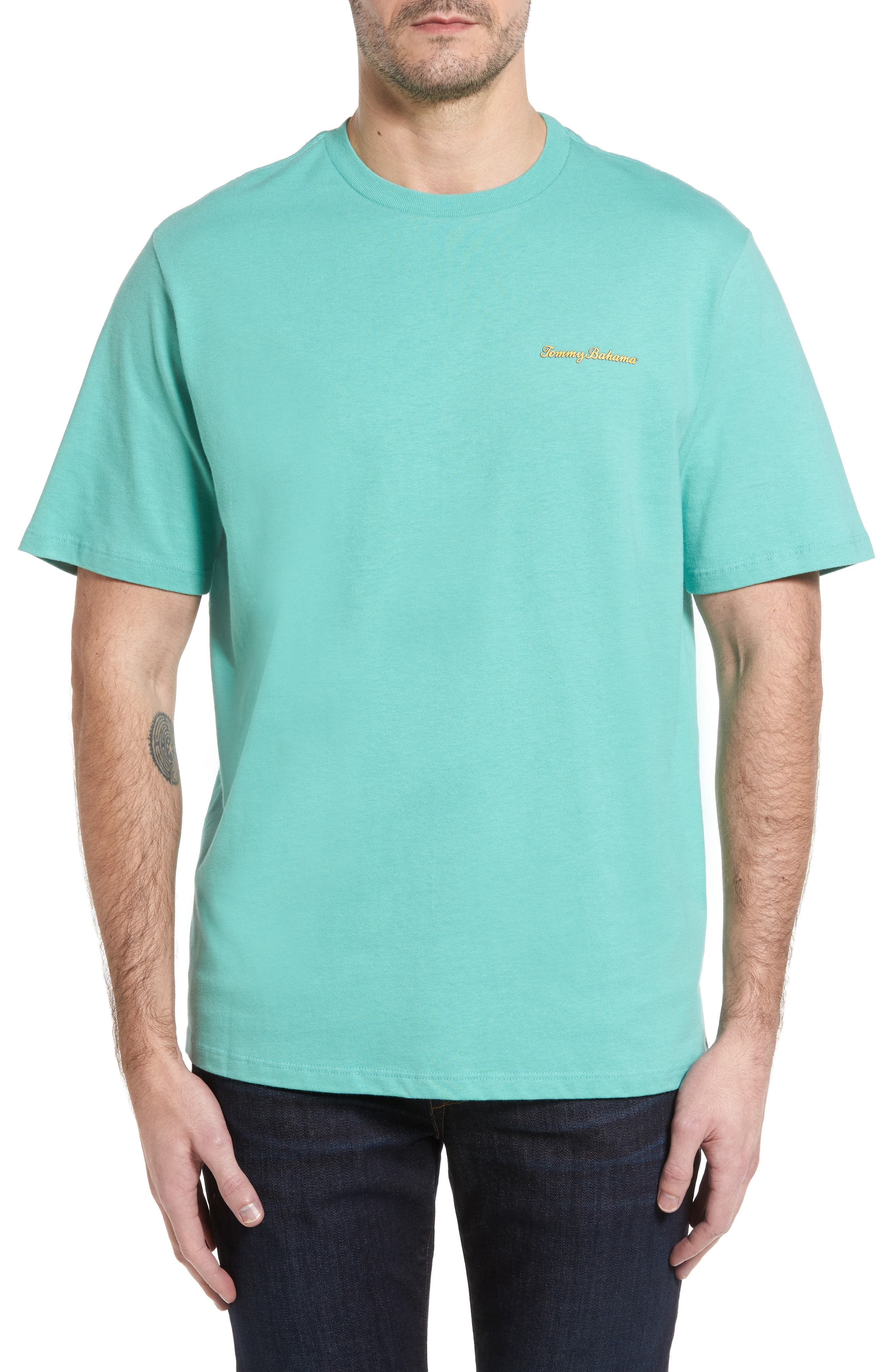 Alternate Image 2  - Tommy Bahama What's Yacht to Like T-Shirt