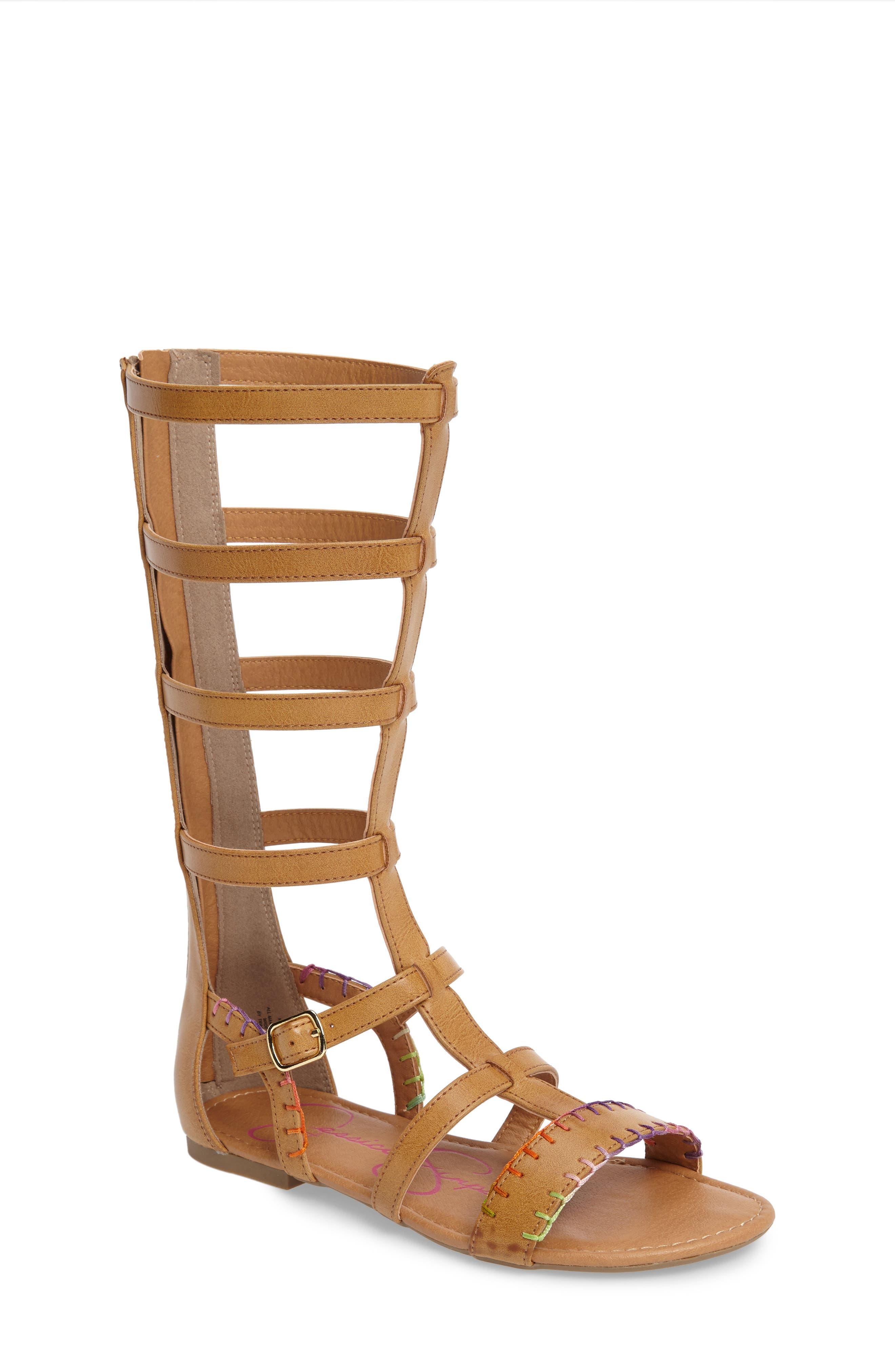 JESSICA SIMPSON Dorinda Gladiator Sandal