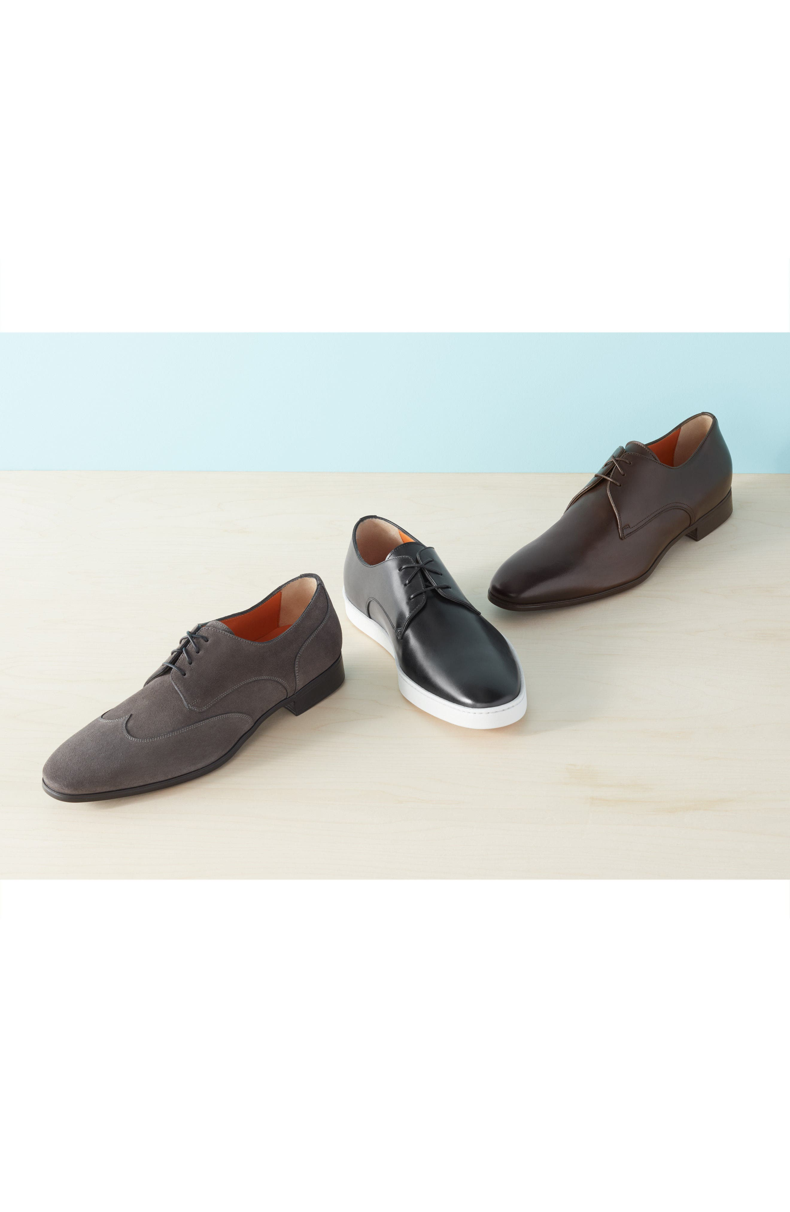 Alternate Image 7  - Santoni Doyle Sneaker (Men)