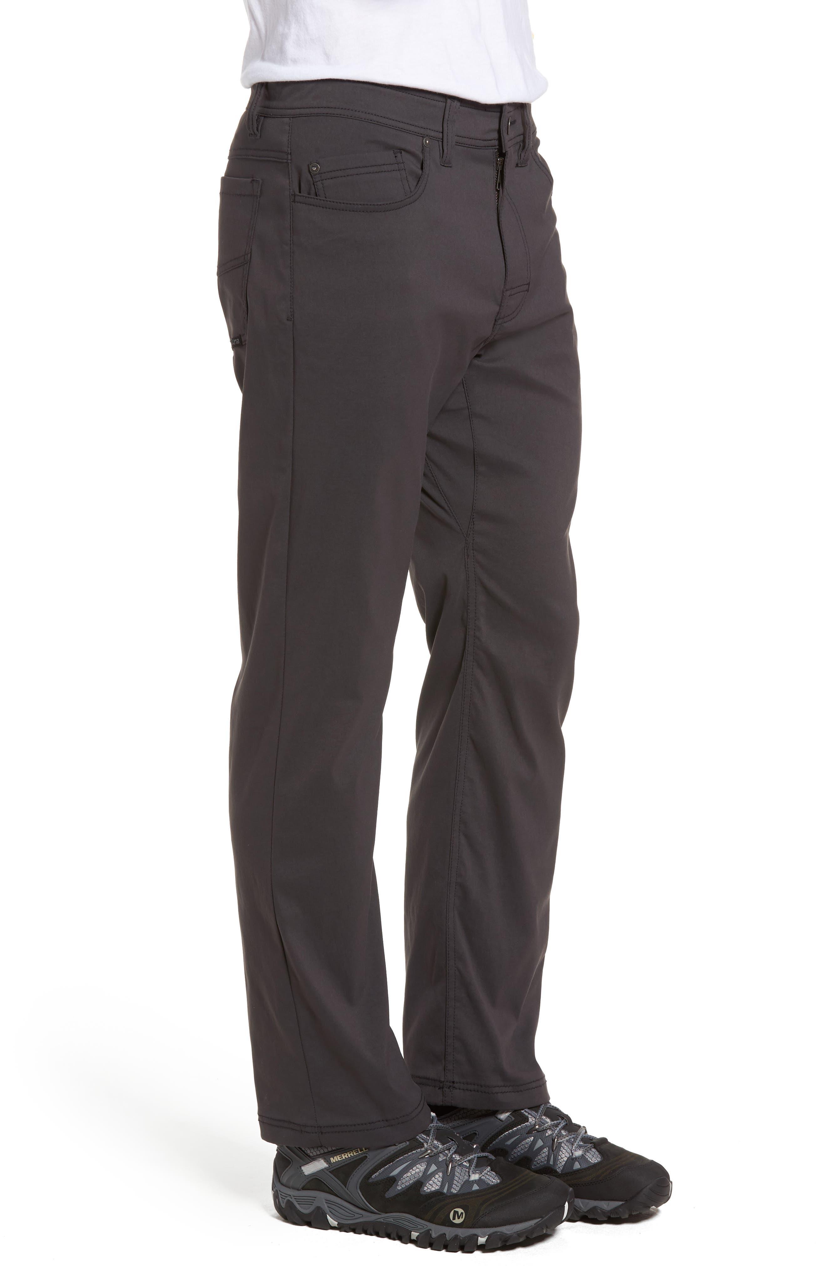 Alternate Image 3  - prAna Brion Slim Fit Pants