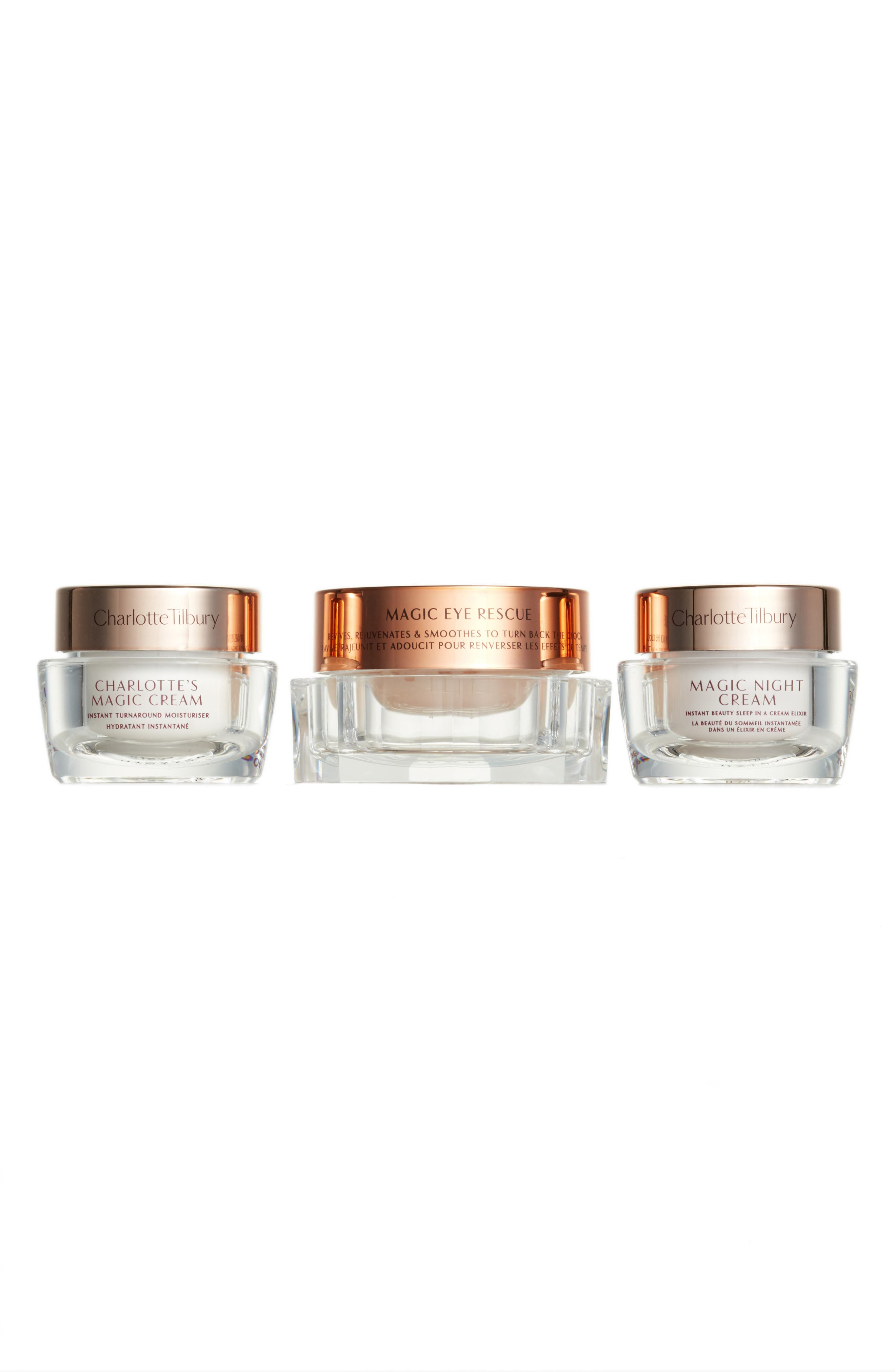 Charlotte Tilbury The Gift of Magic Skin Mini Skin Care Set ($135 Value)