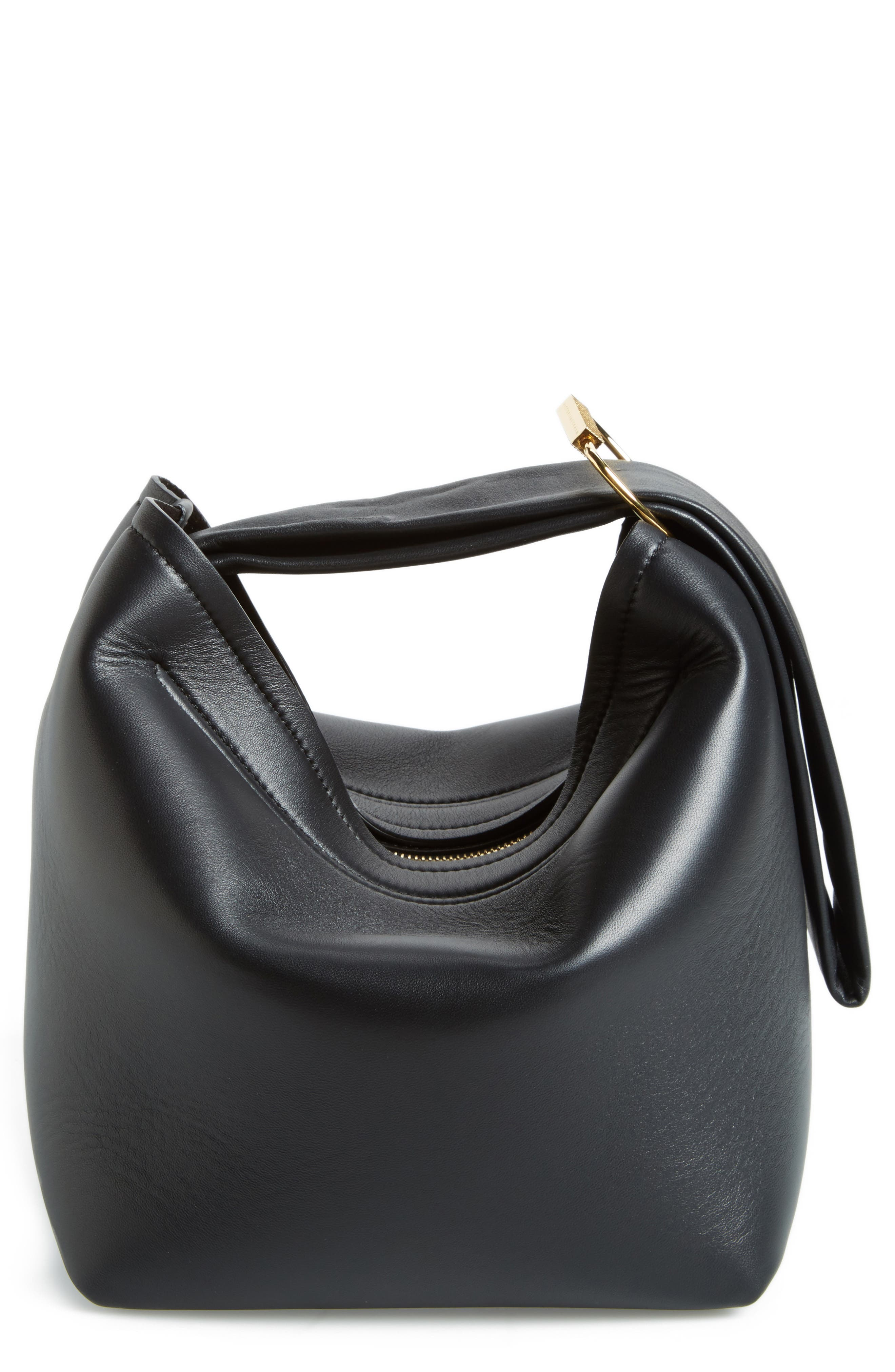 VICTORIA BECKHAM Tissue Pouch Leather Bag