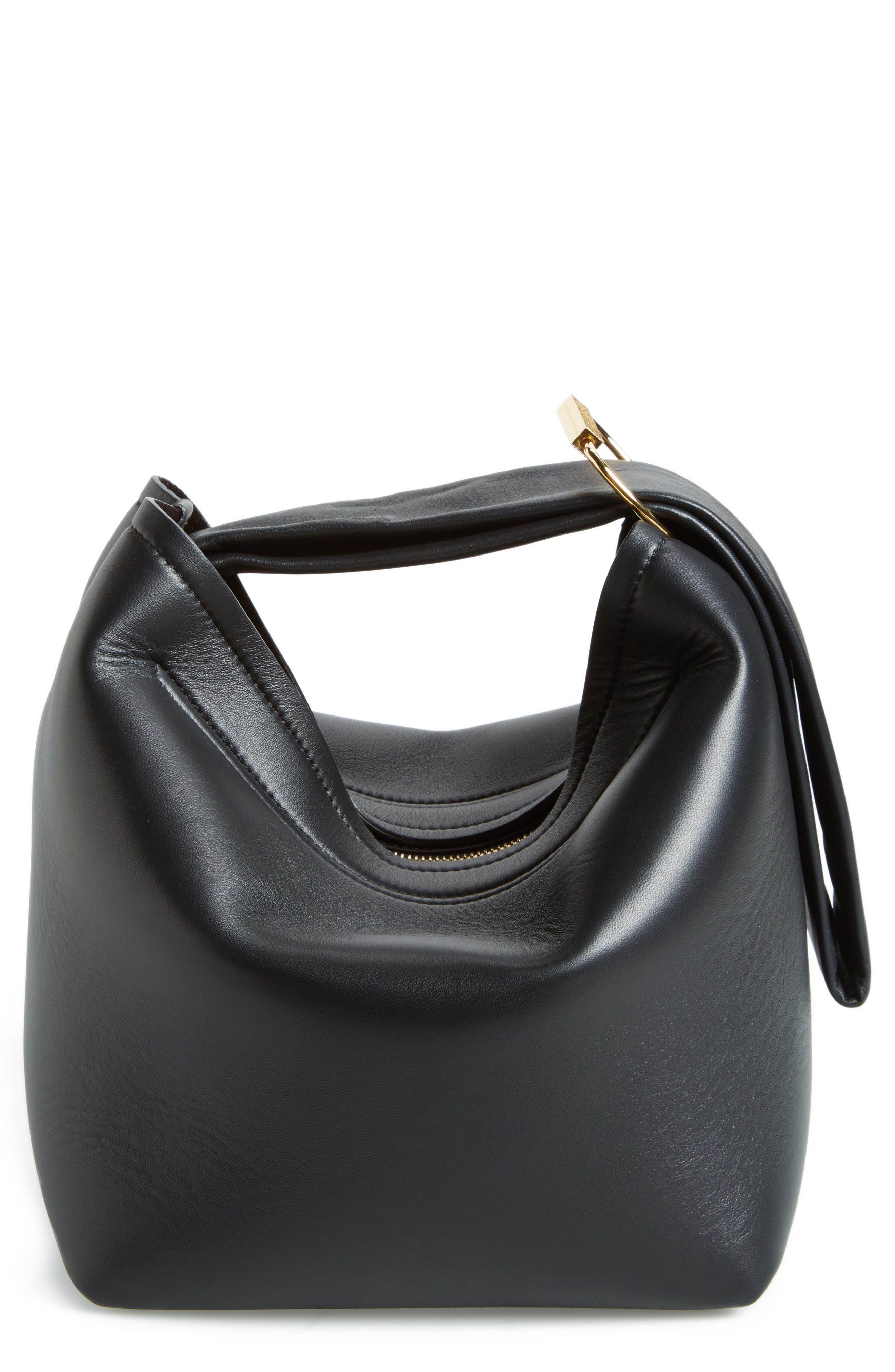 Victoria Beckham Tissue Pouch Leather Bag
