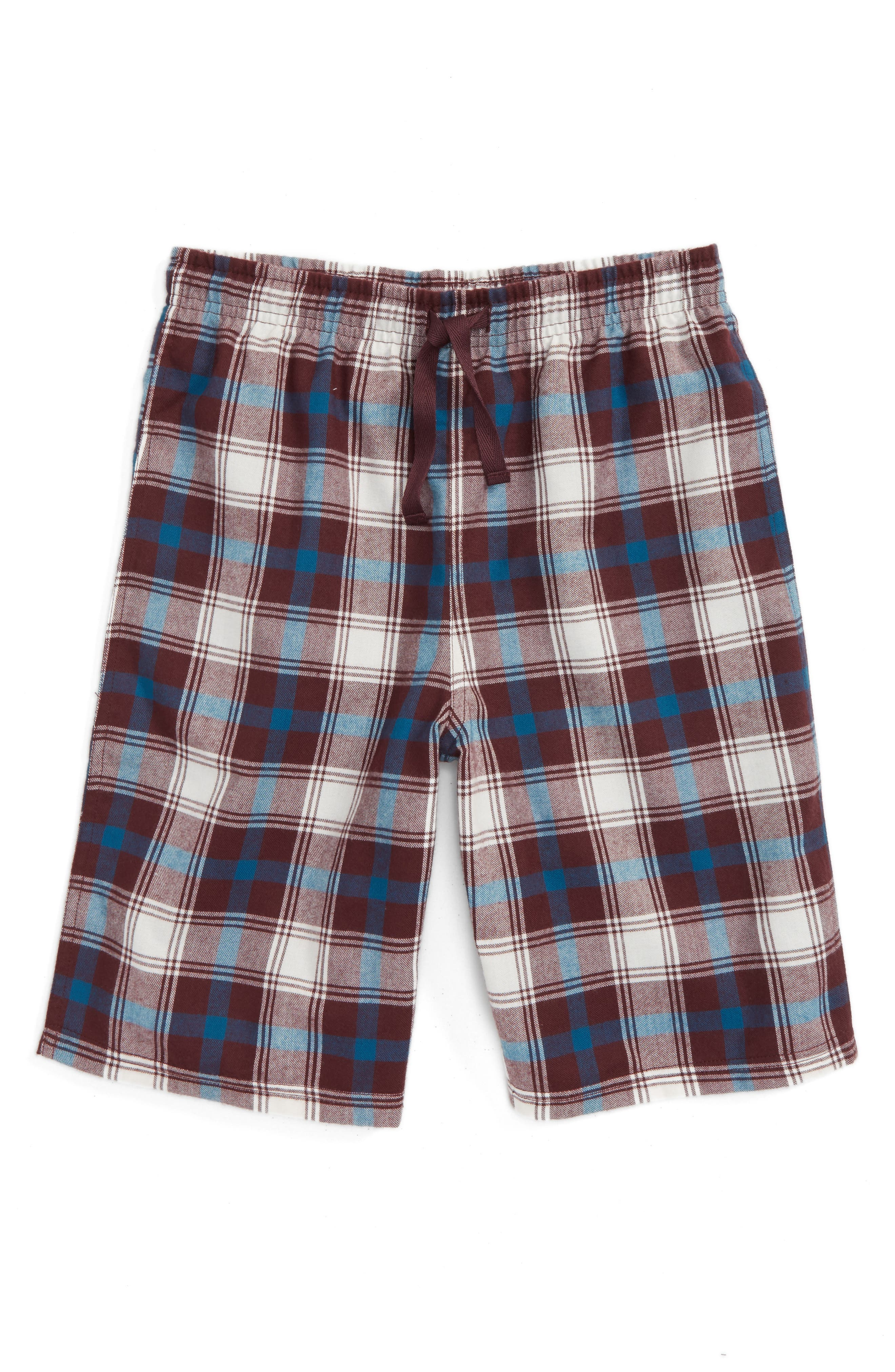 Tucker + Tate Flannel Shorts (Big Boys)