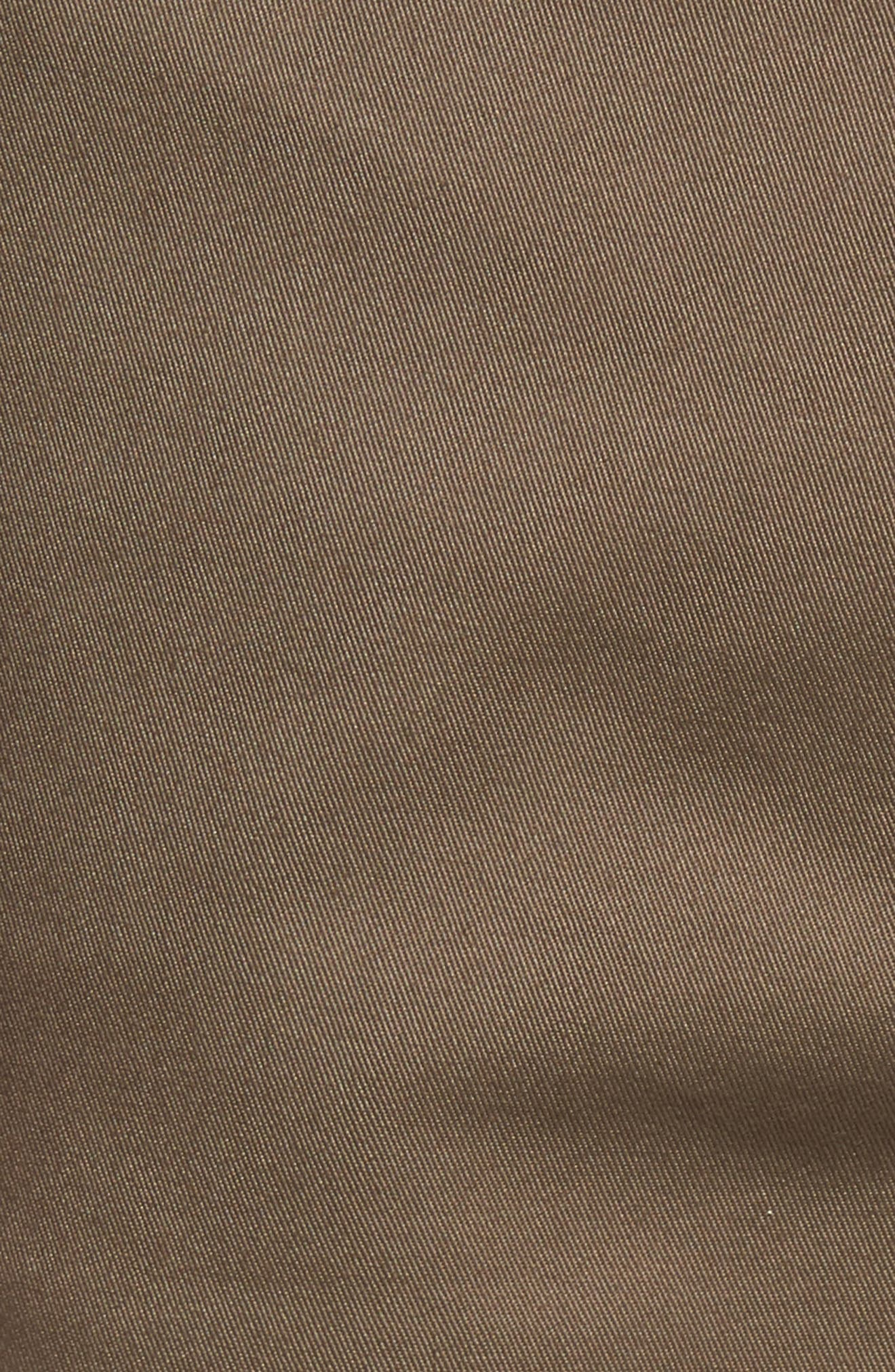 Drifter Modern Chino Shorts,                             Alternate thumbnail 5, color,                             Mushroom