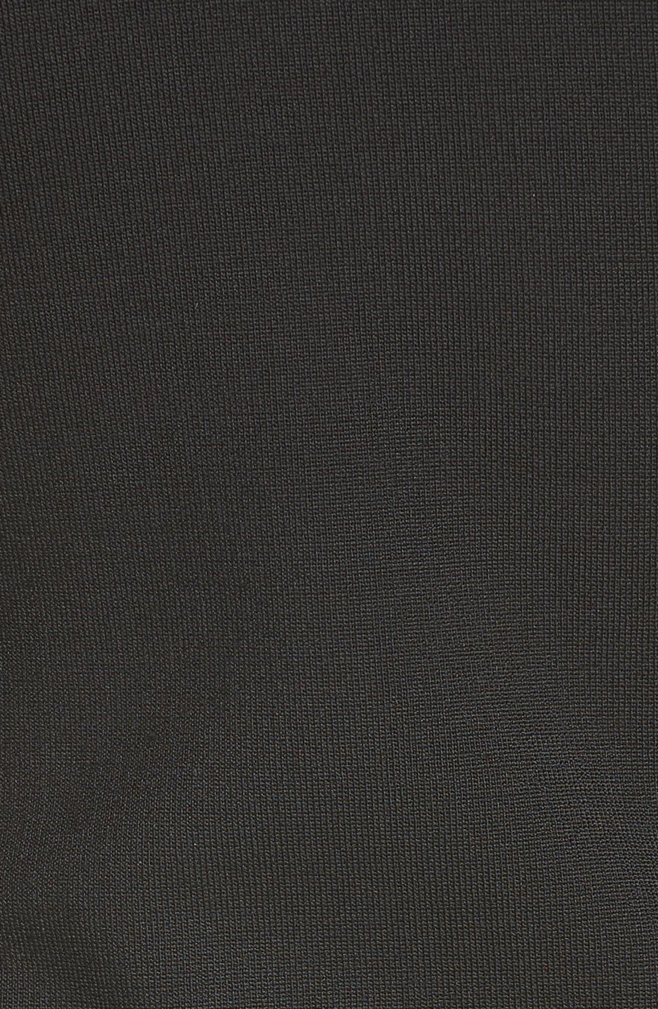 Alternate Image 3  - Alexander Wang Chain Trim Bell Sleeve Top