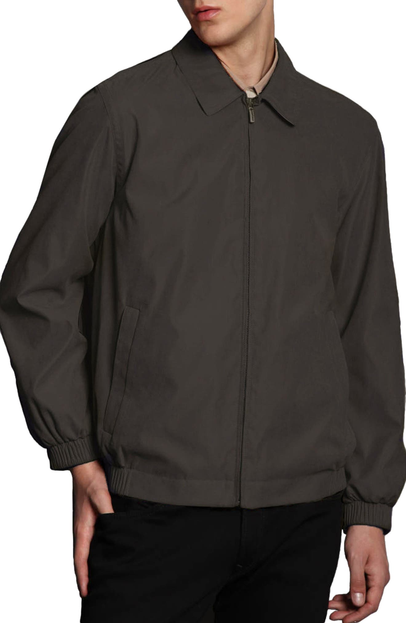 RAINFOREST 'Microseta' Lightweight Golf Jacket