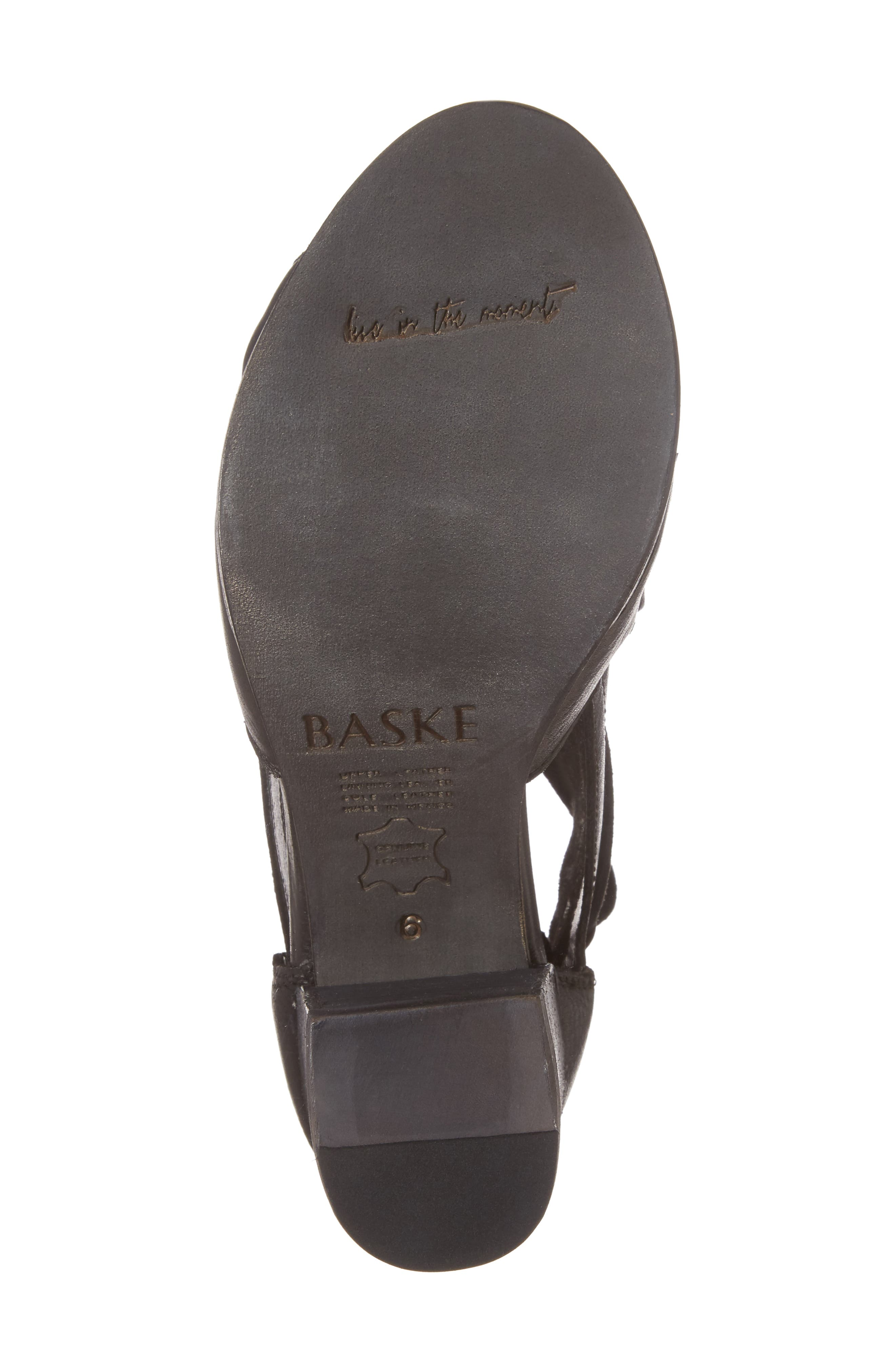 Alternate Image 6  - BASKE california Ariel Peep Toe Bootie (Women)
