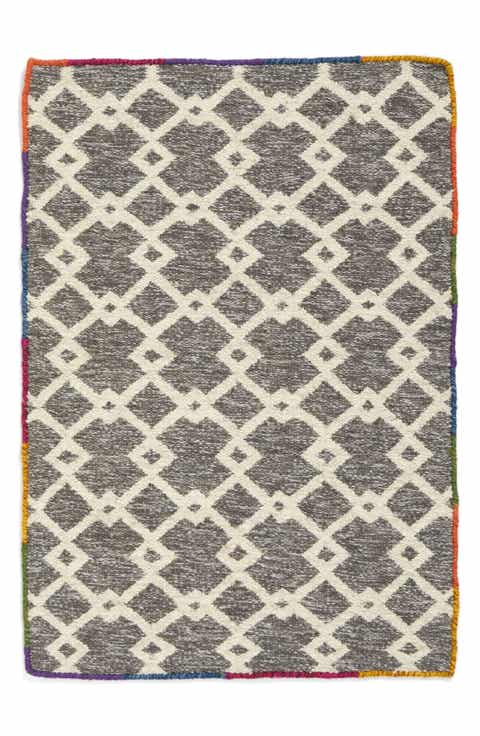 Nordstrom at Home Lattice Handwoven Area Rug - All Rugs Nordstrom