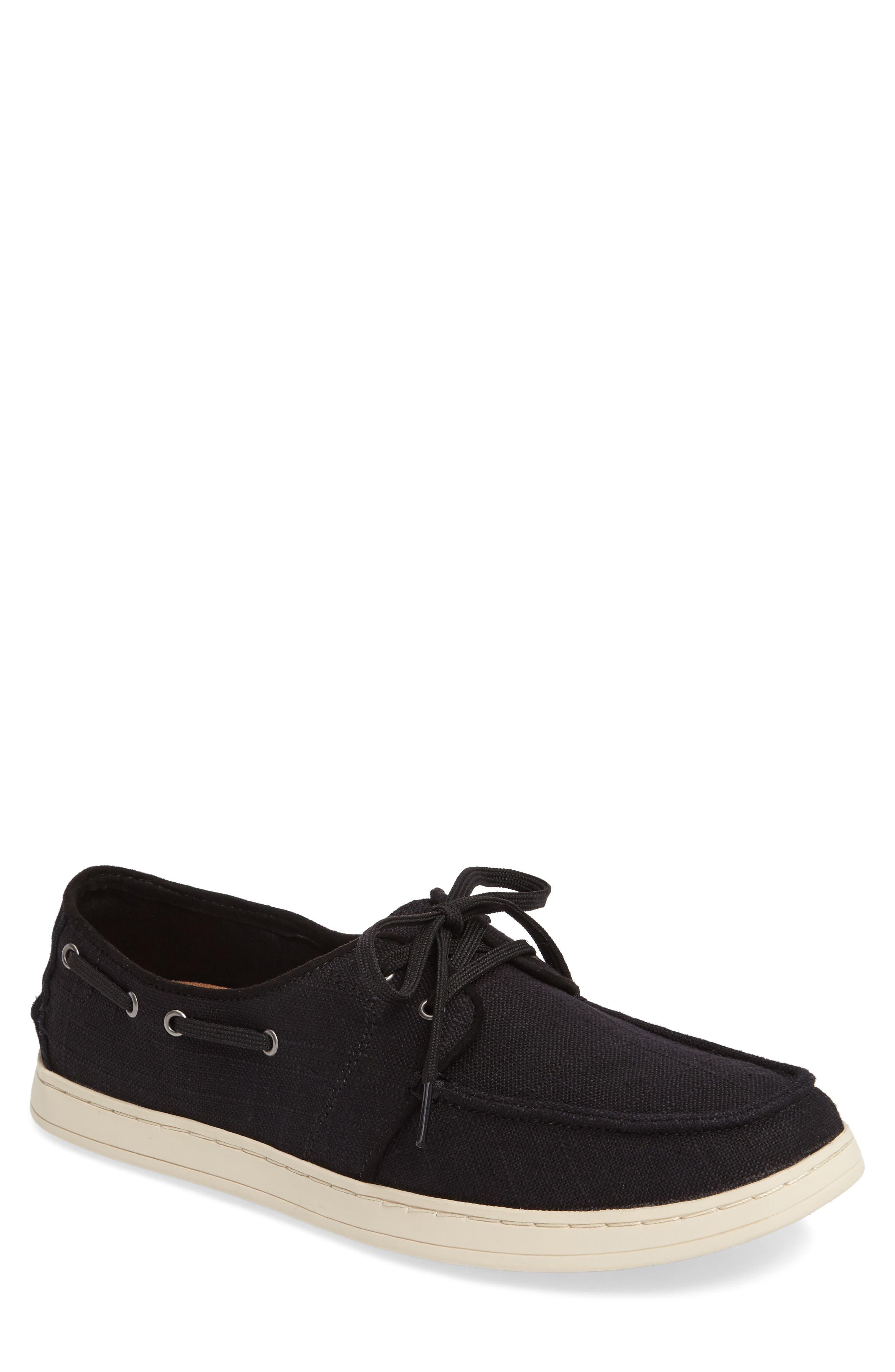 TOMS 'Culver' Boat Shoe (Men)