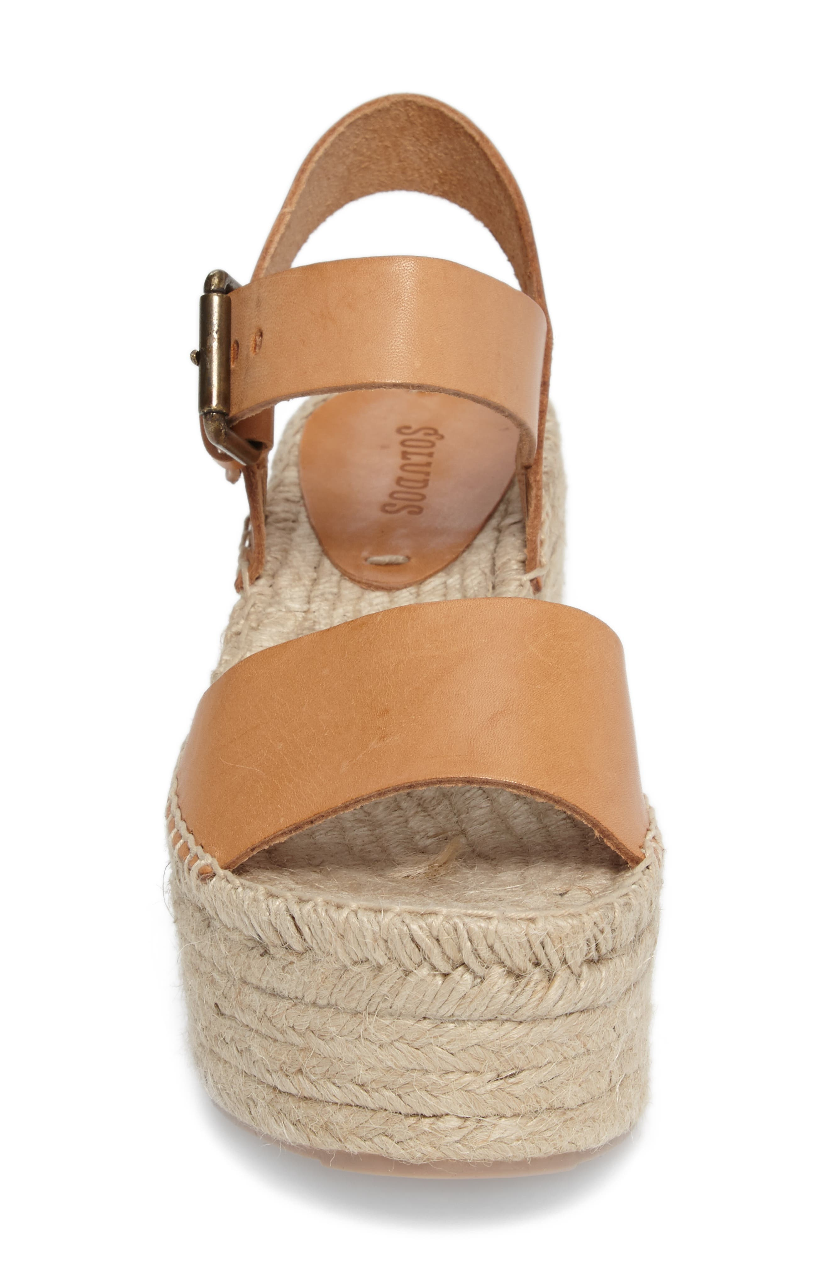 Alternate Image 4  - Soludos Platform Wedge Sandal (Women)