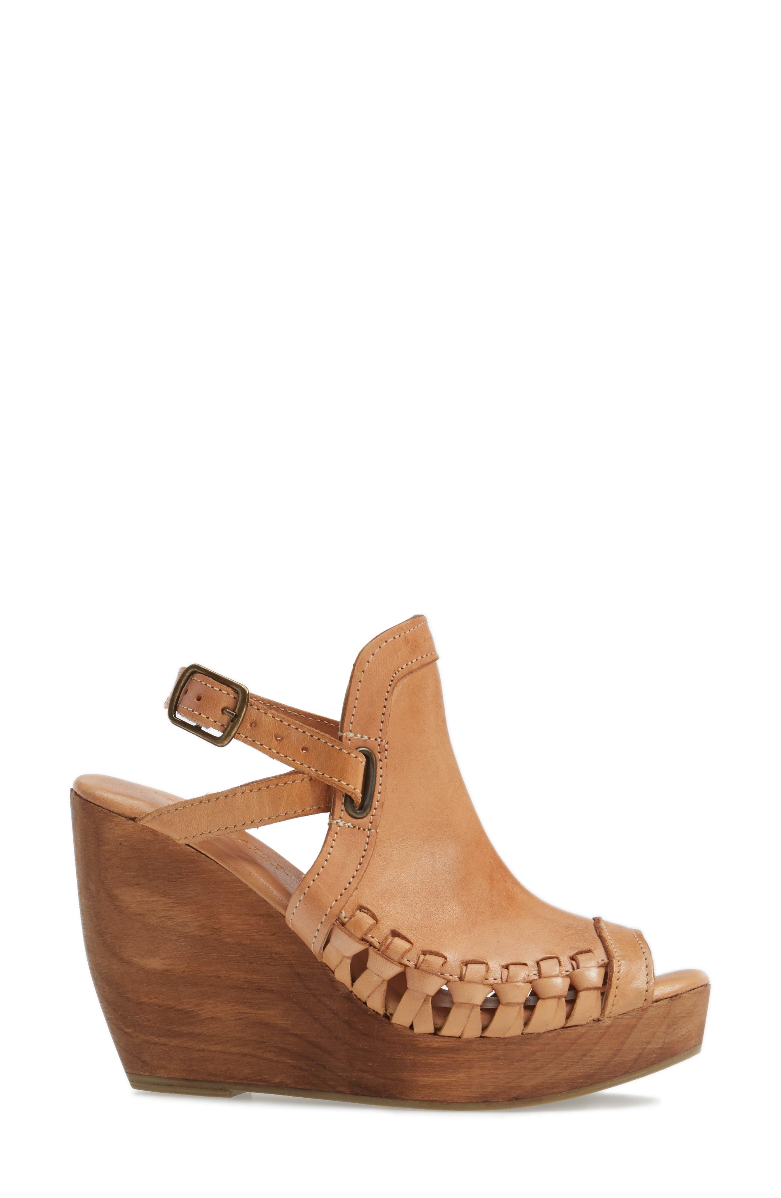 Alternate Image 3  - Very Volatile Carry Wedge Sandal (Women)