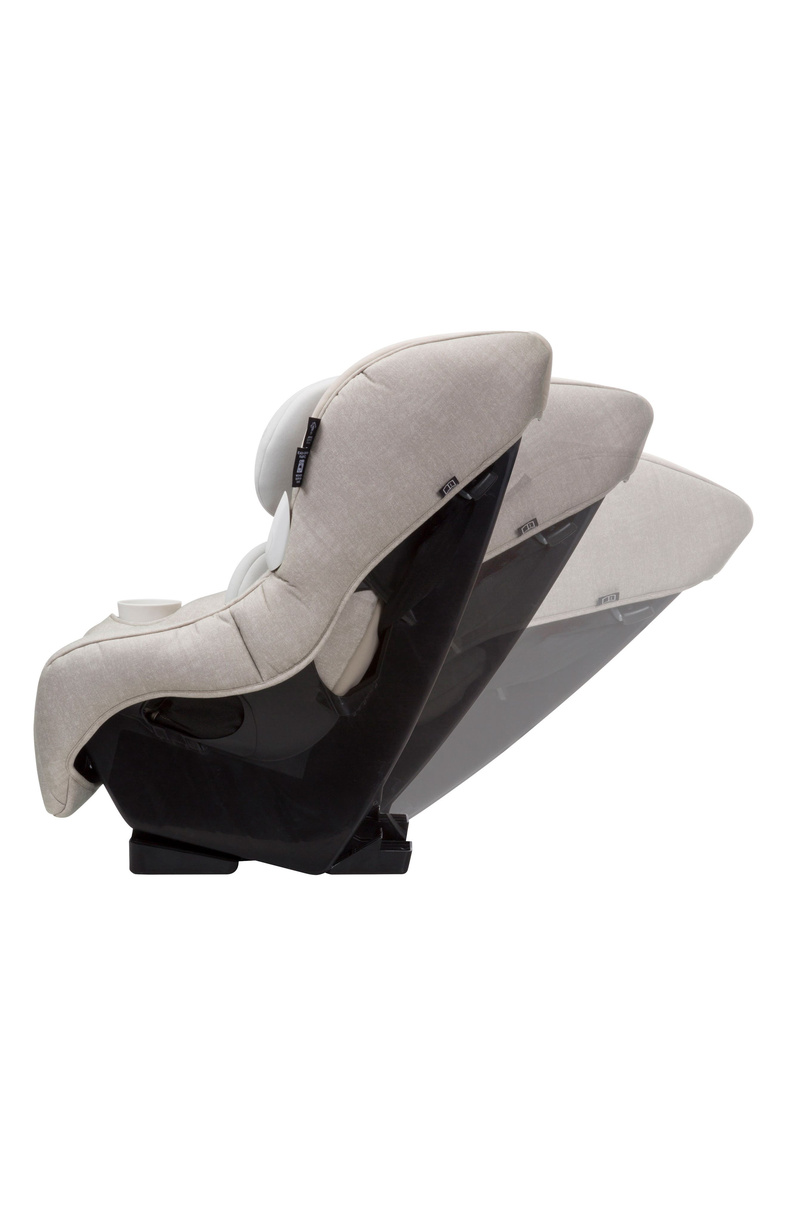 Pria<sup>™</sup> 85 Max Nomad Collection Convertible Car Seat,                             Alternate thumbnail 7, color,                             Nomad Sand