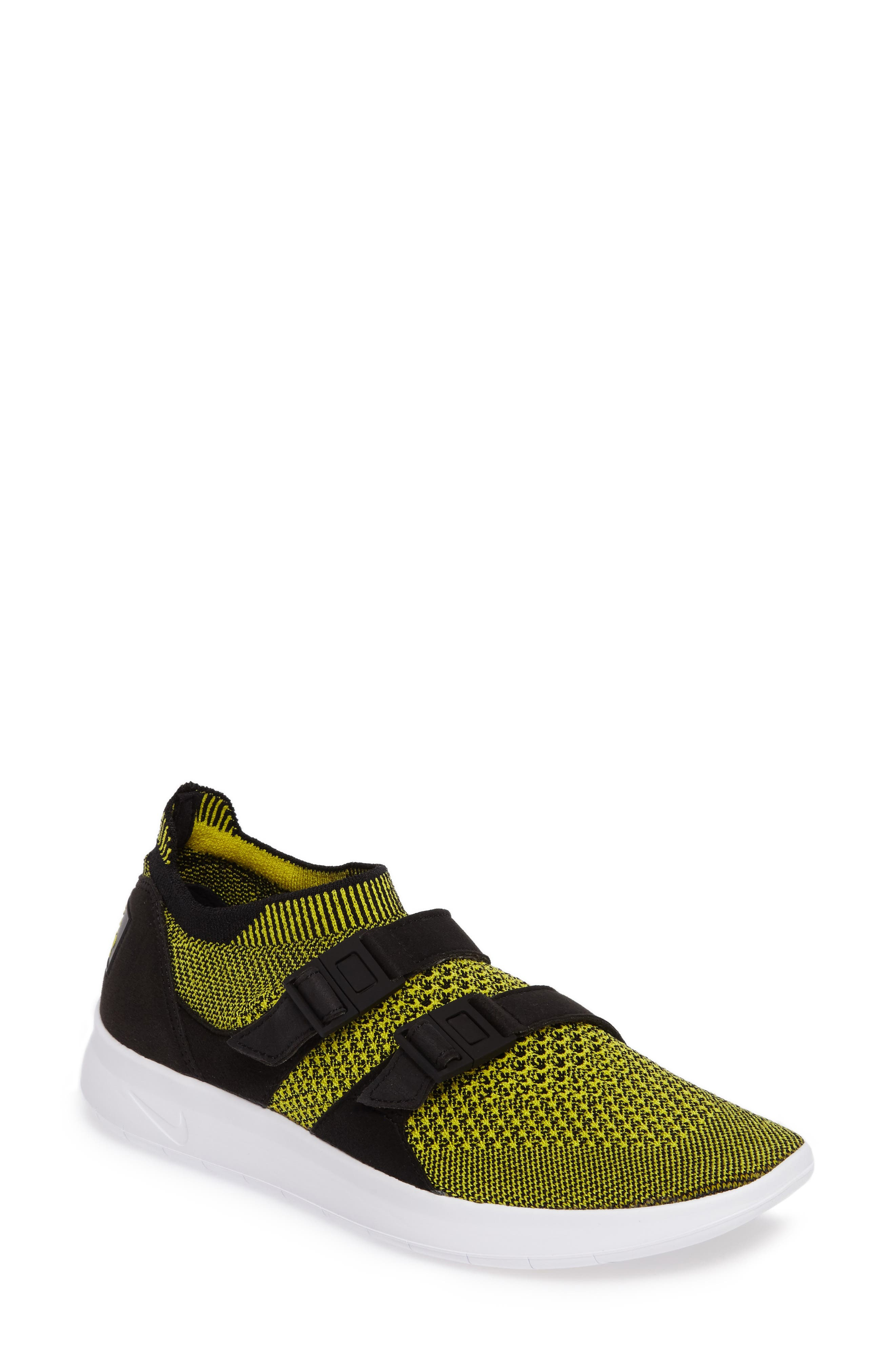 Alternate Image 1 Selected - Nike Air Sock Racer Ultra Flyknit Sneaker (Women)