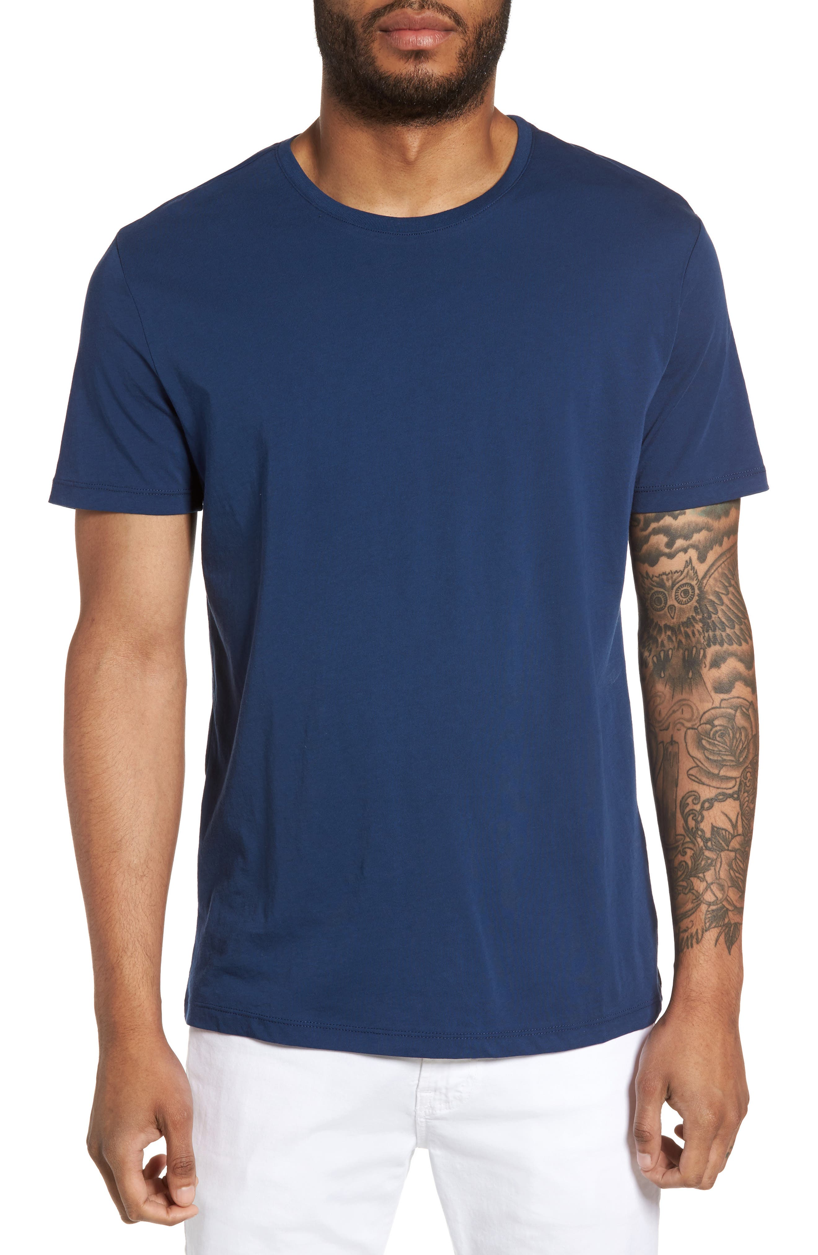 Alternate Image 1 Selected - Slate & Stone Slim Crewneck T-Shirt