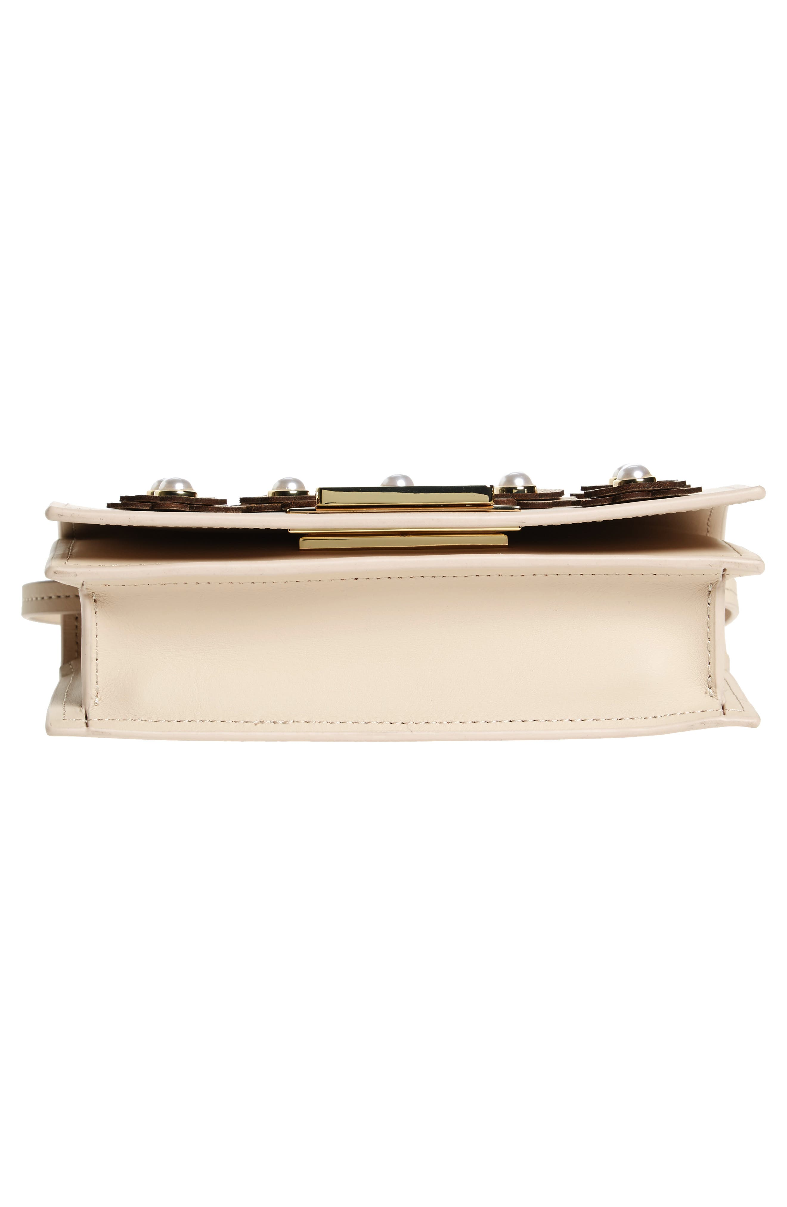 Alternate Image 6  - ZAC Zac Posen Earthette Leather Crossbody Bag