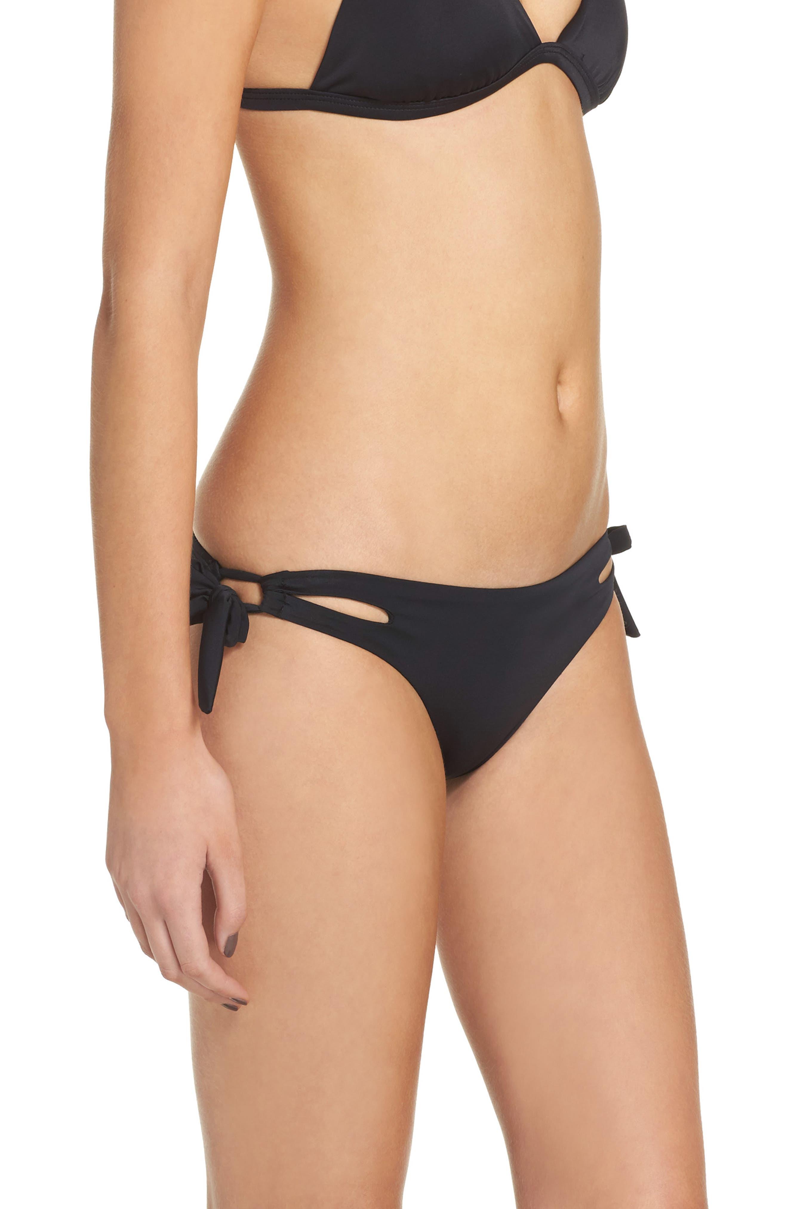 Alternate Image 3  - Leith Side Tie Bikini Bottoms
