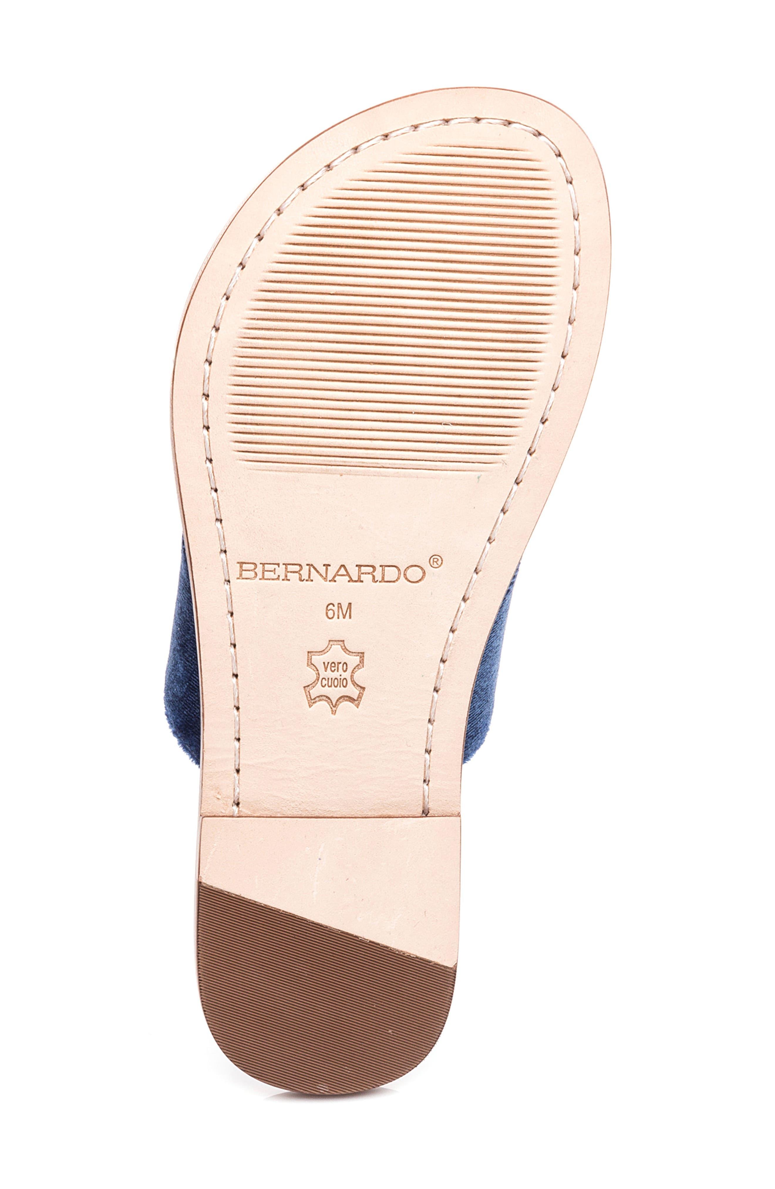 Alternate Image 6  - Bernardo Matilda Thong Sandal (Women)