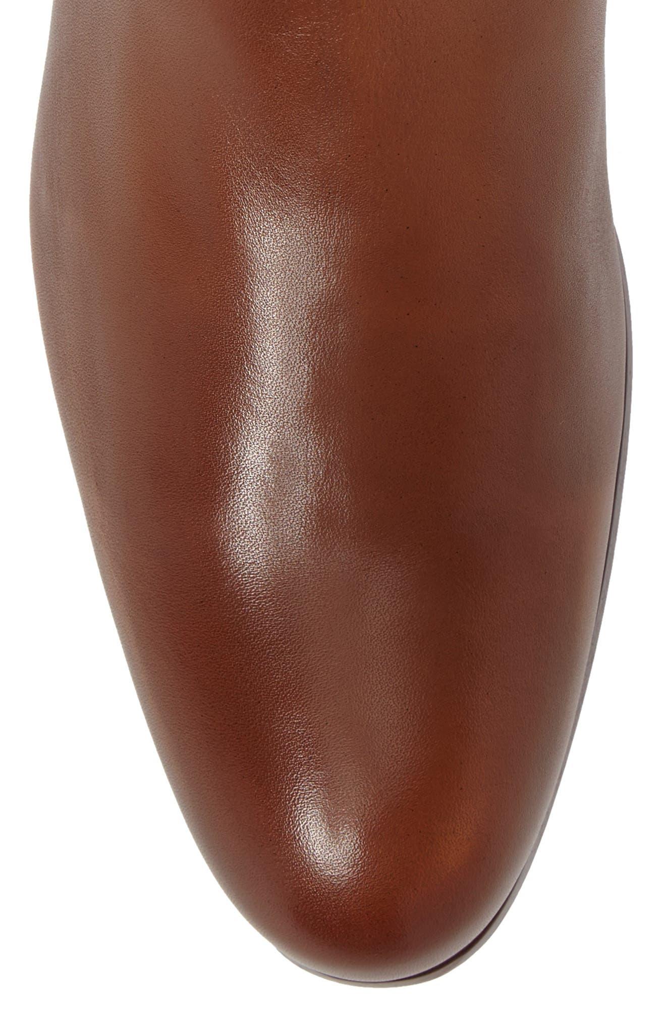 Alternate Image 5  - Ted Baker London Zenier Chelsea Boot (Men)
