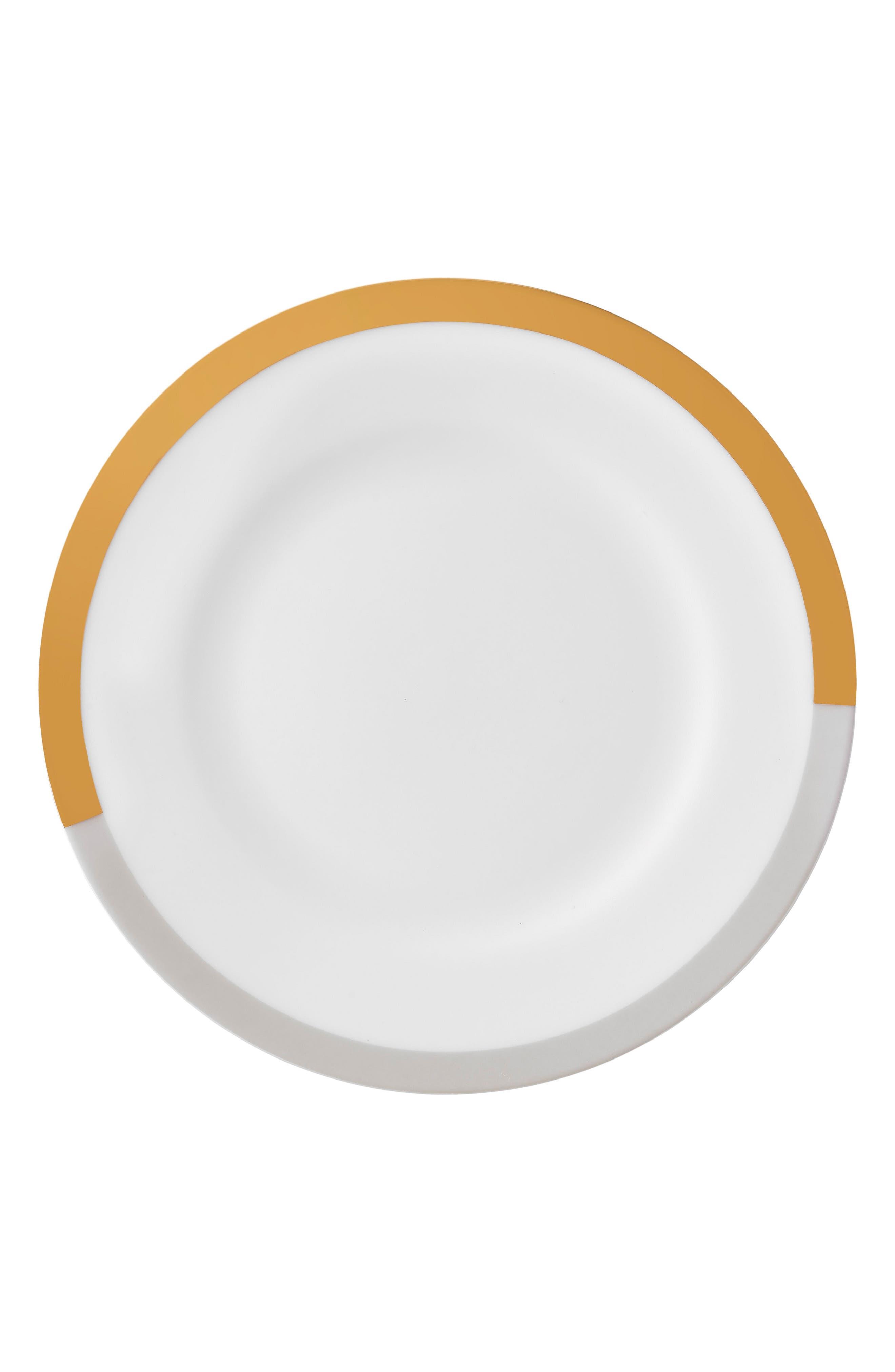 Main Image - Vera Wang x Wedgwood Castillon Bone China Salad Plate
