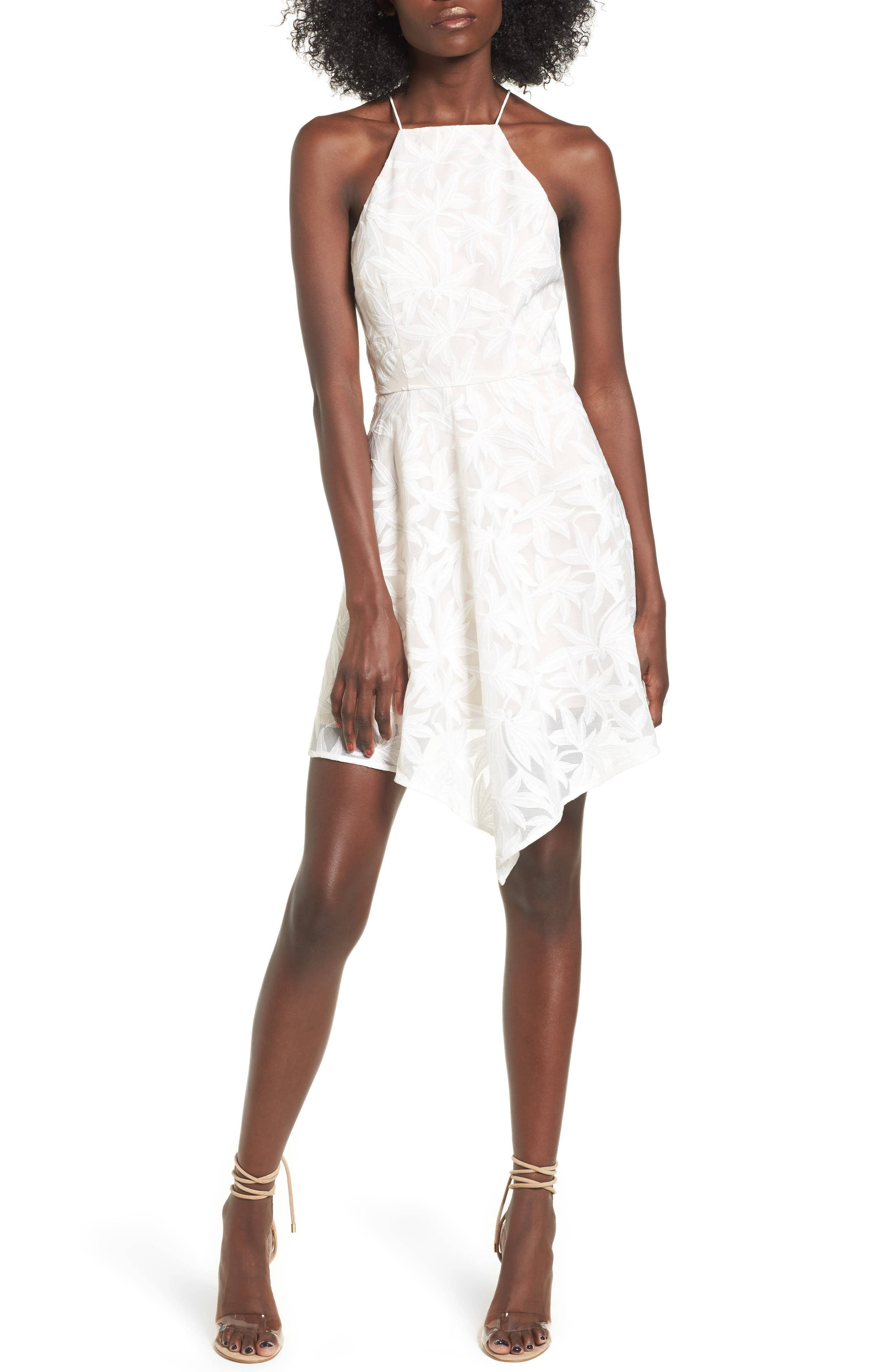 Keepsake the Label Plain Sight Minidress