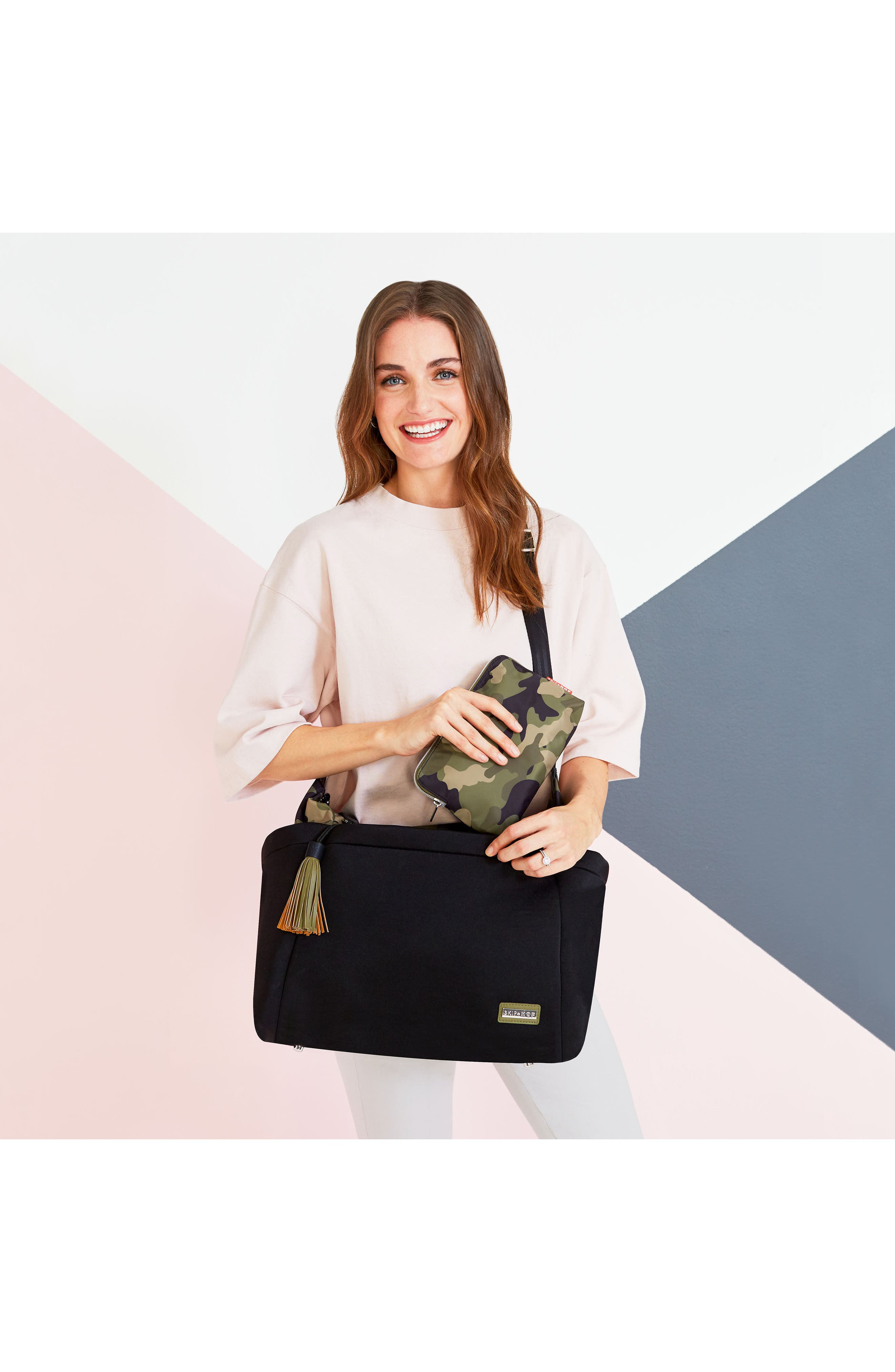 Alternate Image 5  - Skip Hop Nolita Diaper Bag