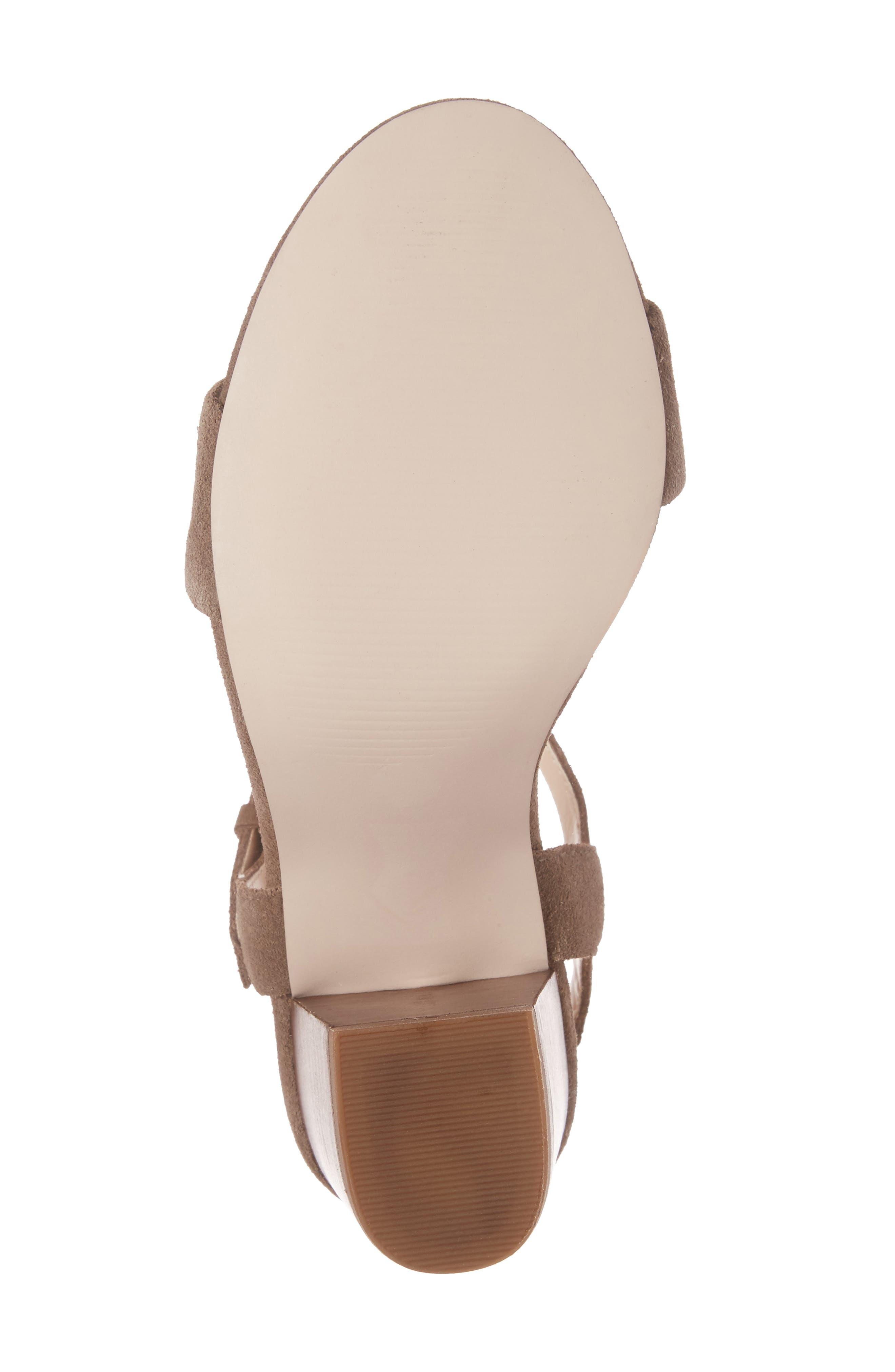 Alternate Image 6  - Sole Society 'Linny' Ankle Strap Sandal (Women)