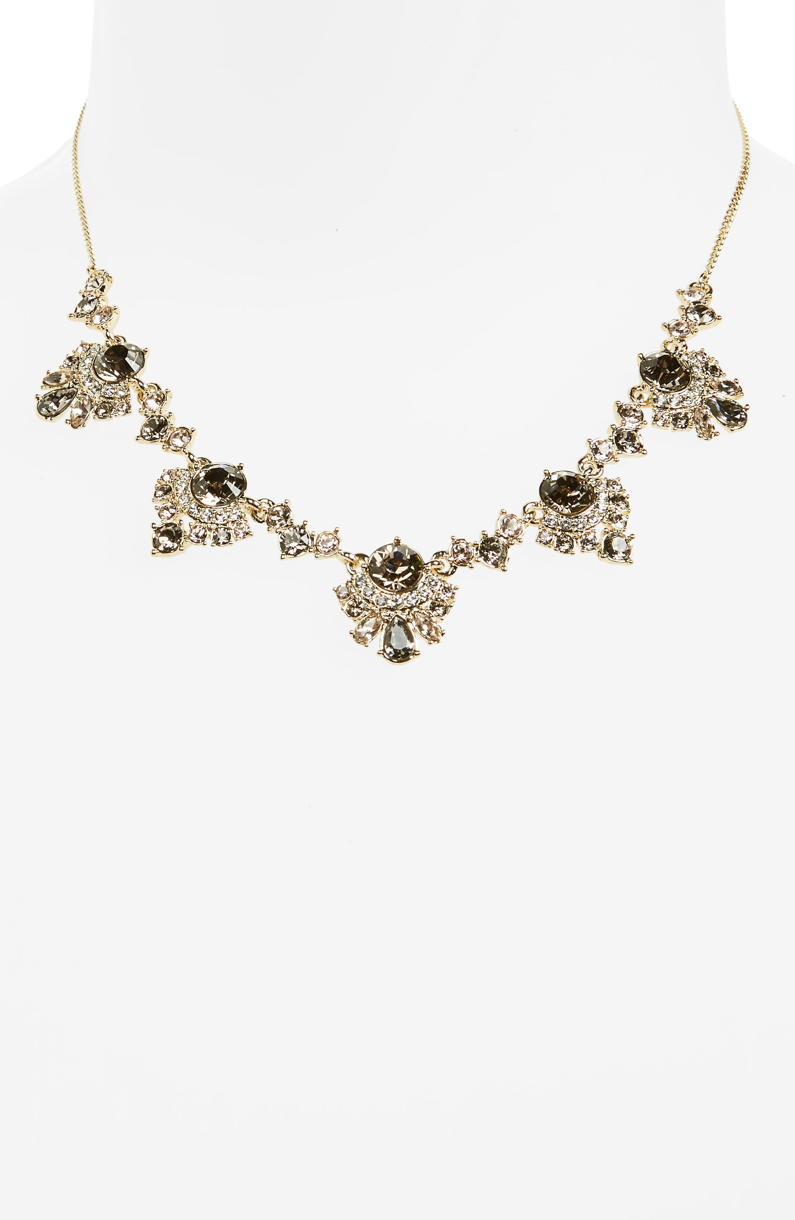 Alternate Image 2  - Givenchy Verona Frontal Necklace