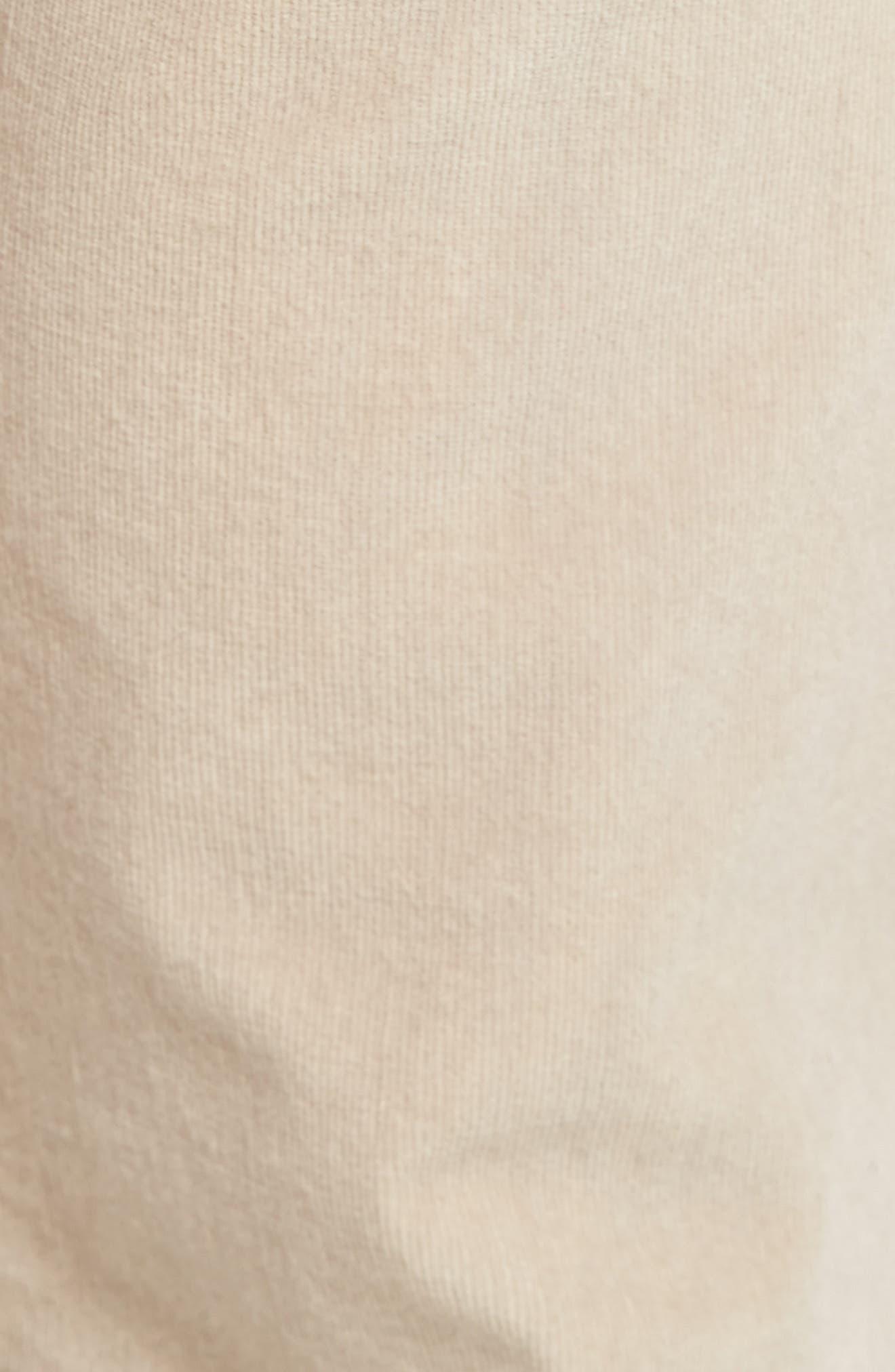 Modern Fit Stretch Corduroy Pants,                             Alternate thumbnail 5, color,                             Oatmeal
