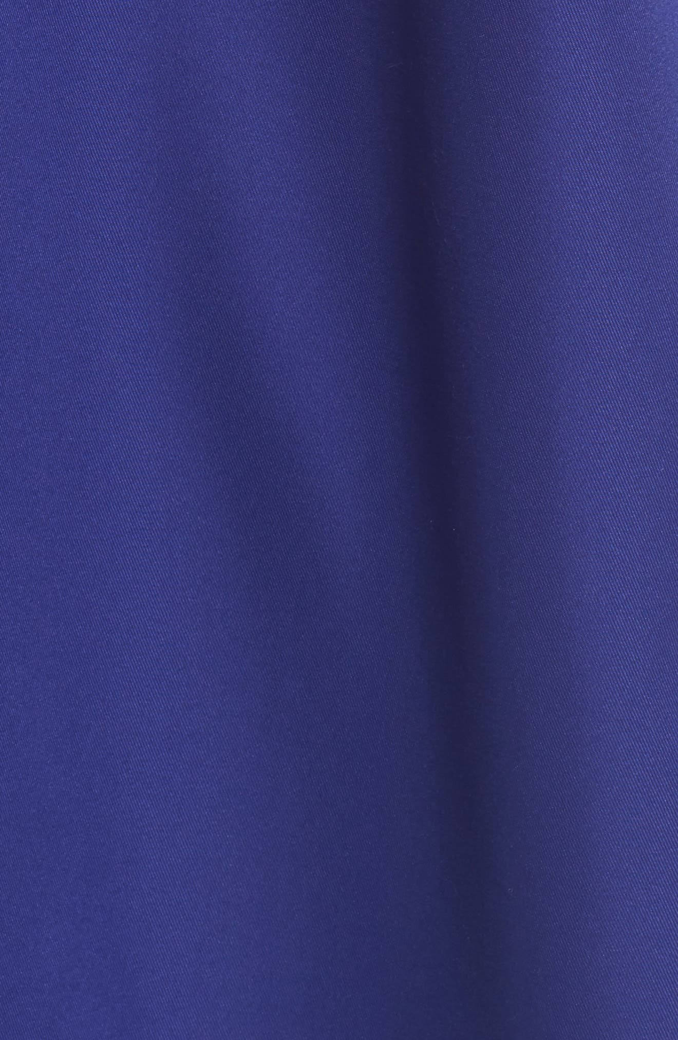 Alternate Image 5  - kate spade new york scallop pocket a-line raincoat (regular & petite)