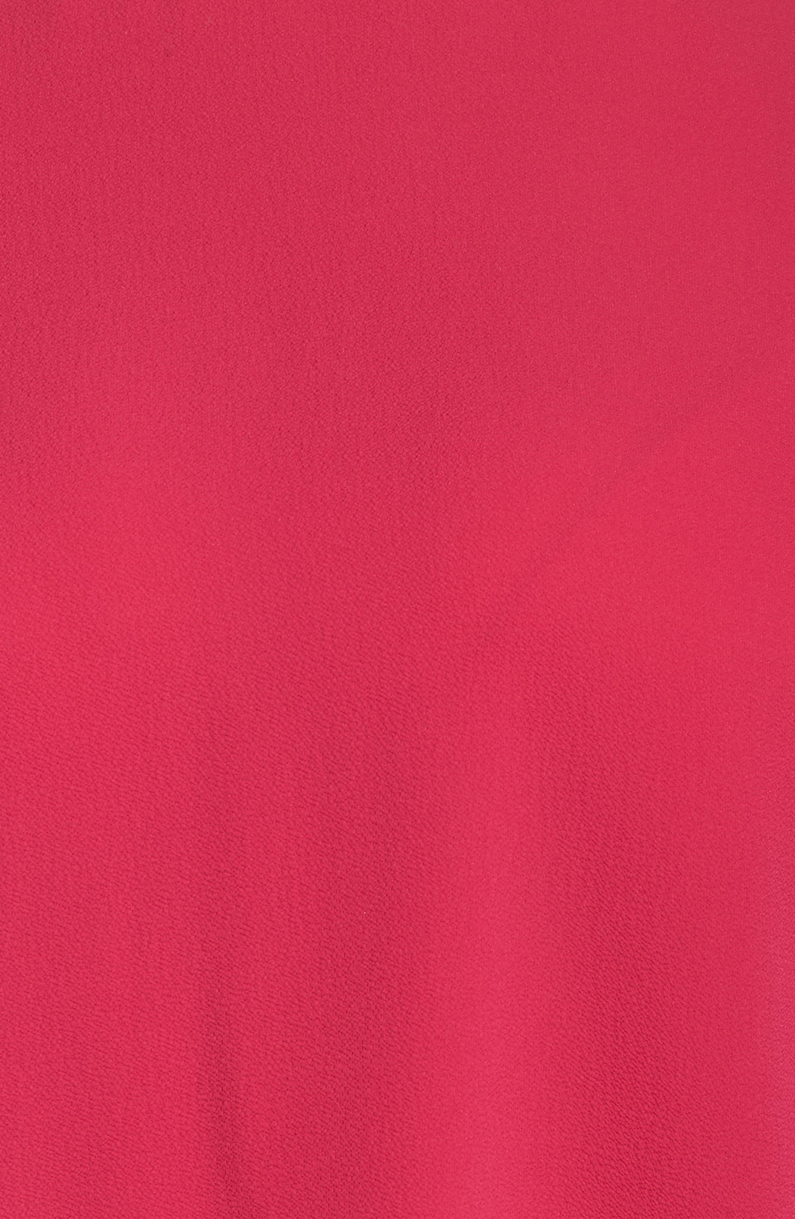 Alternate Image 5  - Vince Camuto Handkerchief Sleeve Blouse (Plus Size)